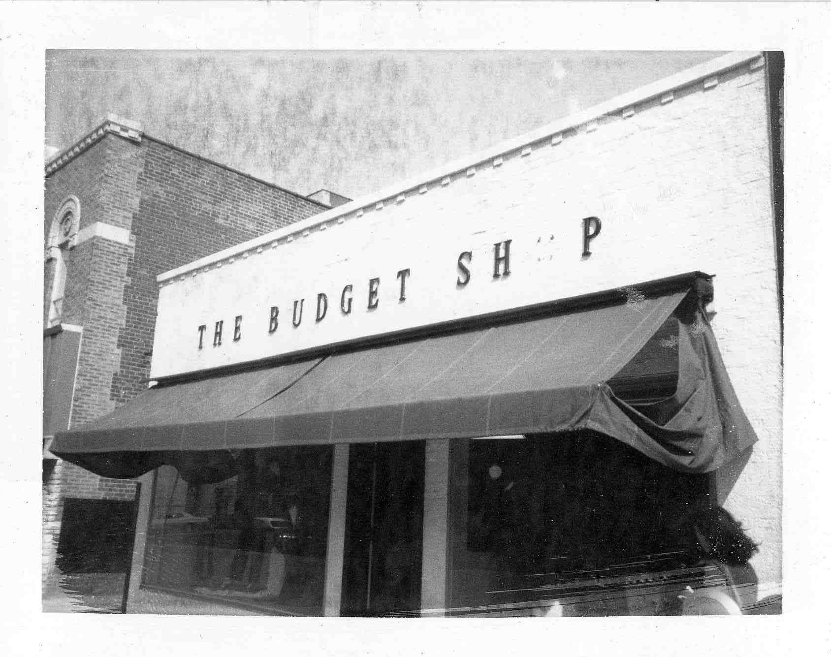 The Budget Shop, 1974 image