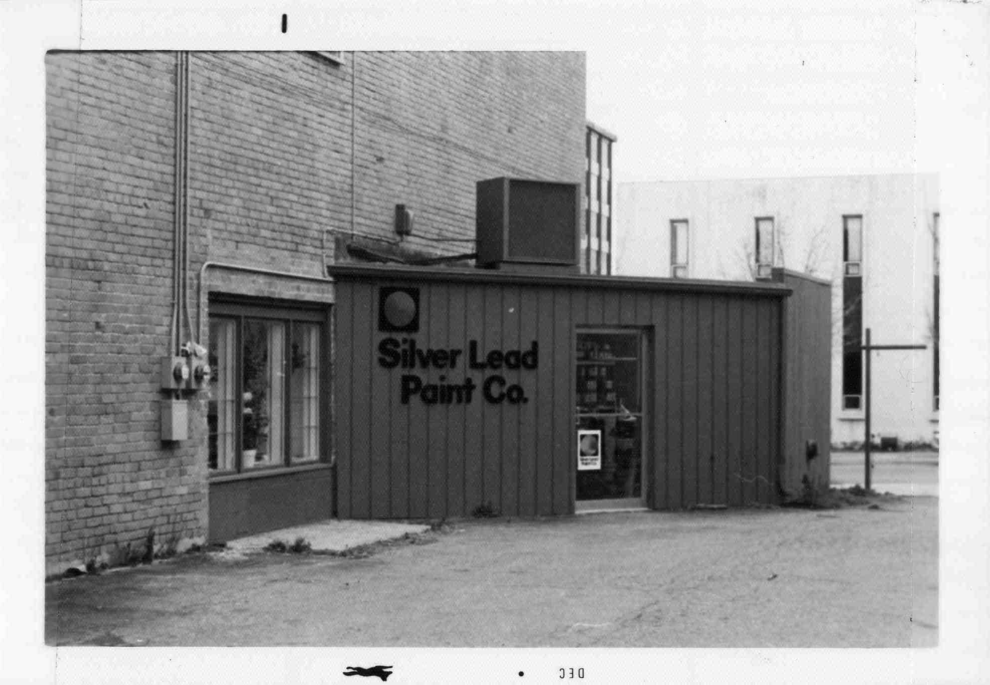 Silver Lead Paint Co., 1977 image