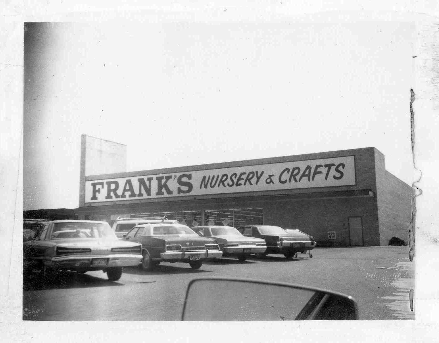 Frank S Nursery Crafts 1976 Image