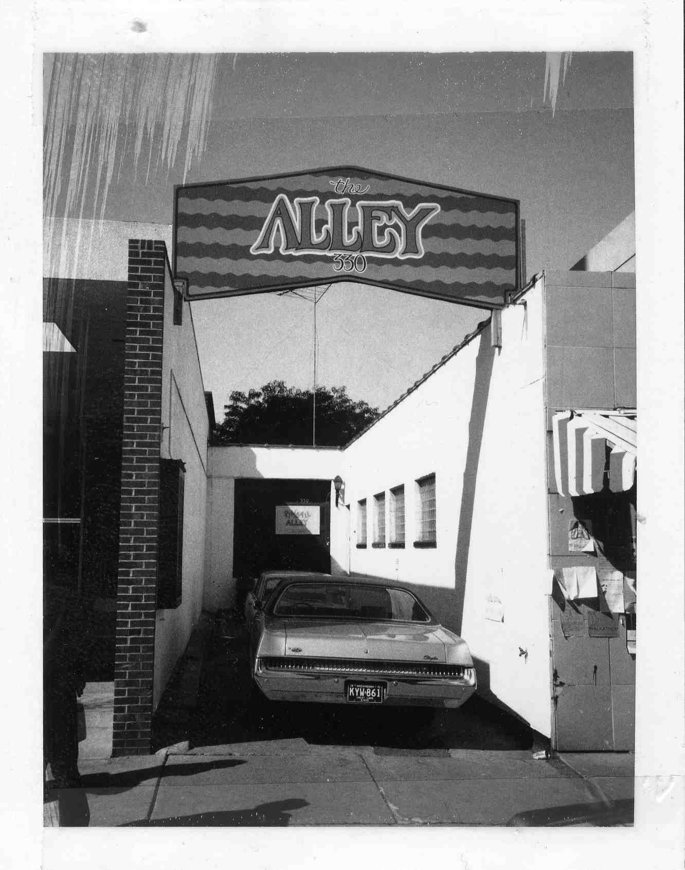 The Alley, 1971 image