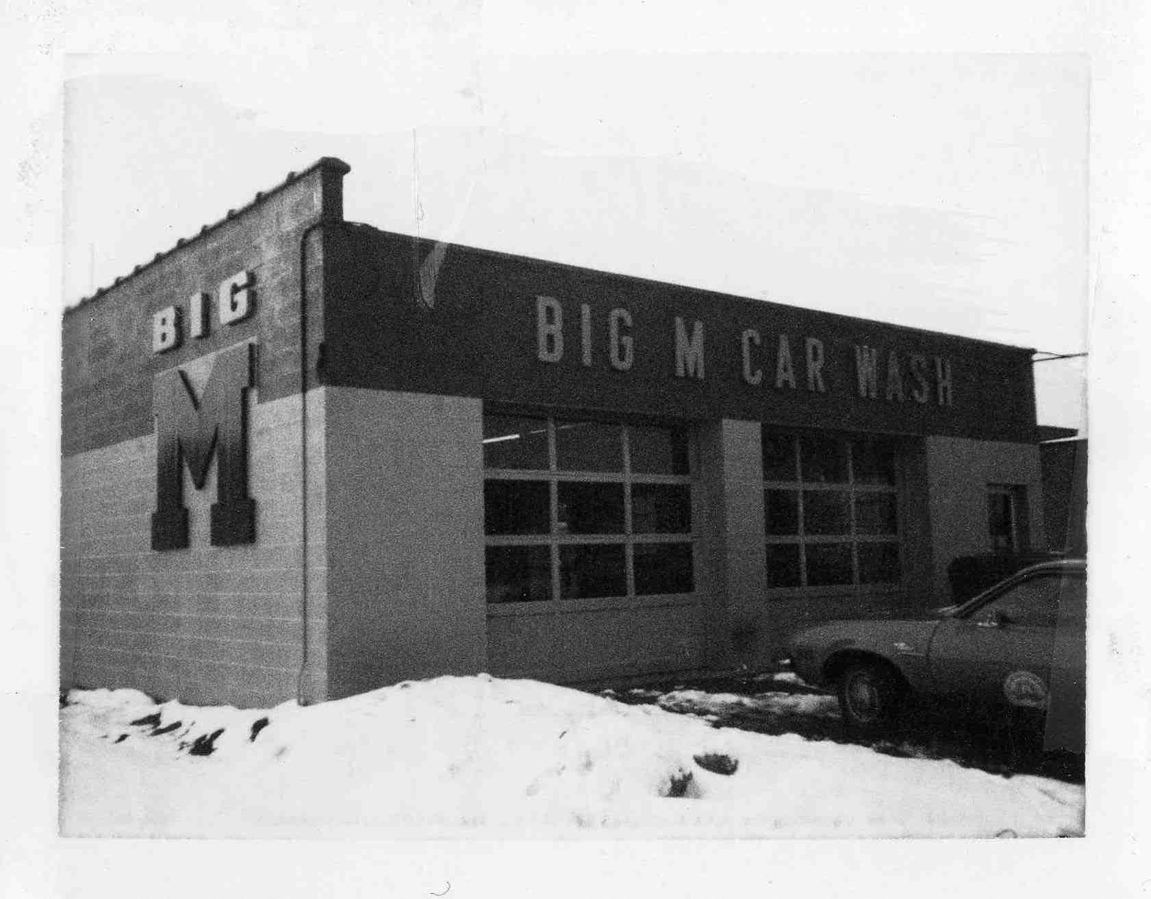 big m car wash 1974 ann arbor district library. Black Bedroom Furniture Sets. Home Design Ideas