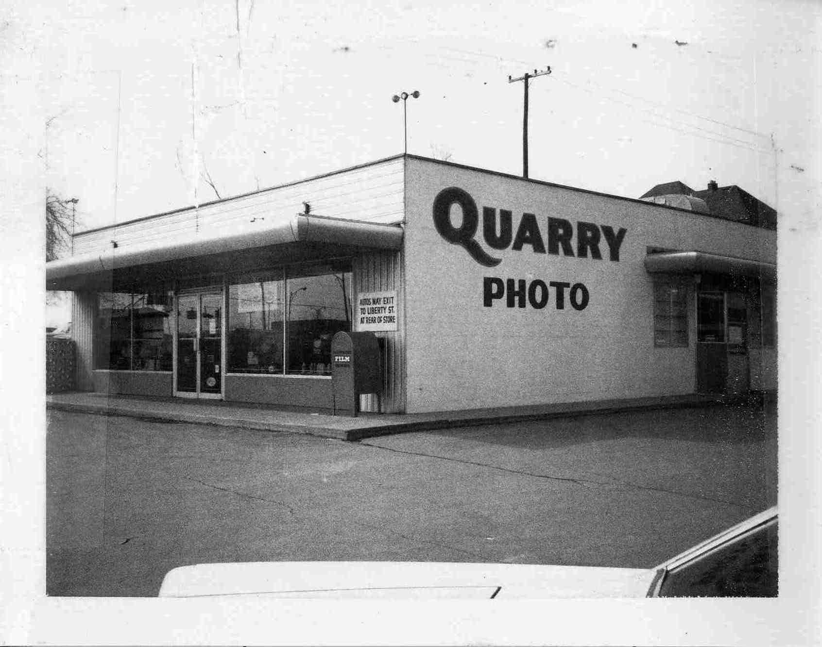 Quarry Photo, 1972 image