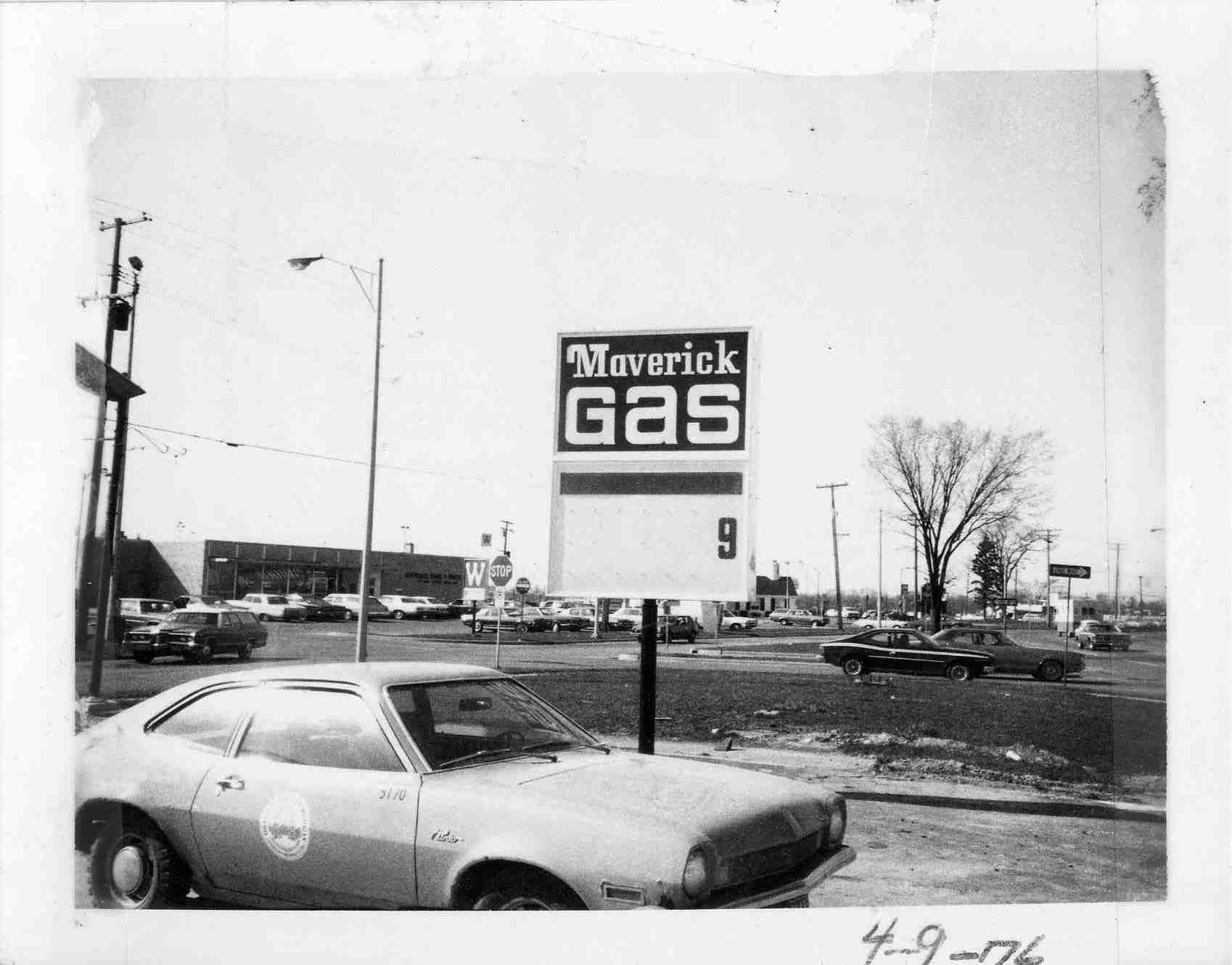 Maverick Oil Co., 1976 image