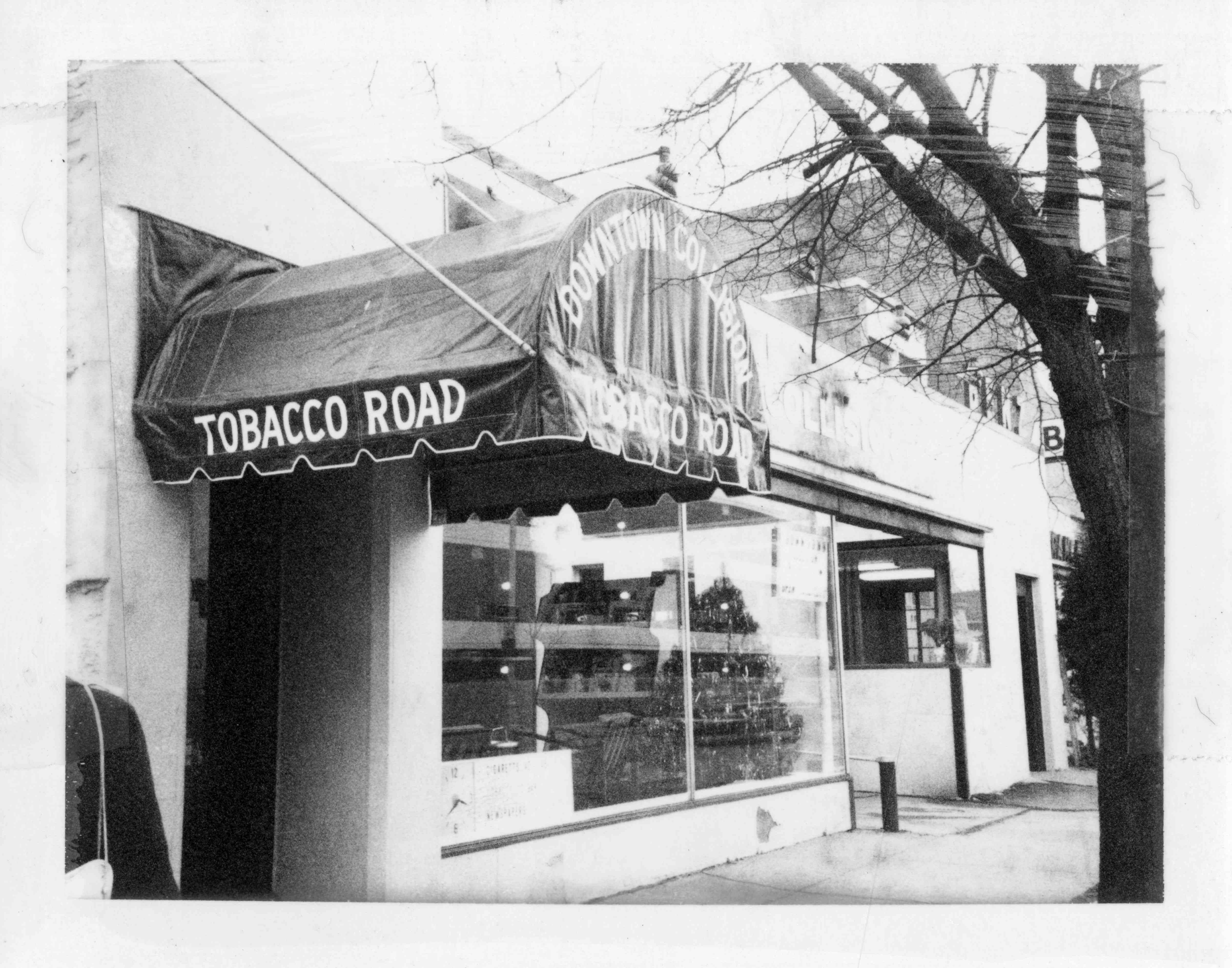 Downtown Collision Tobacco Road, 1972 image