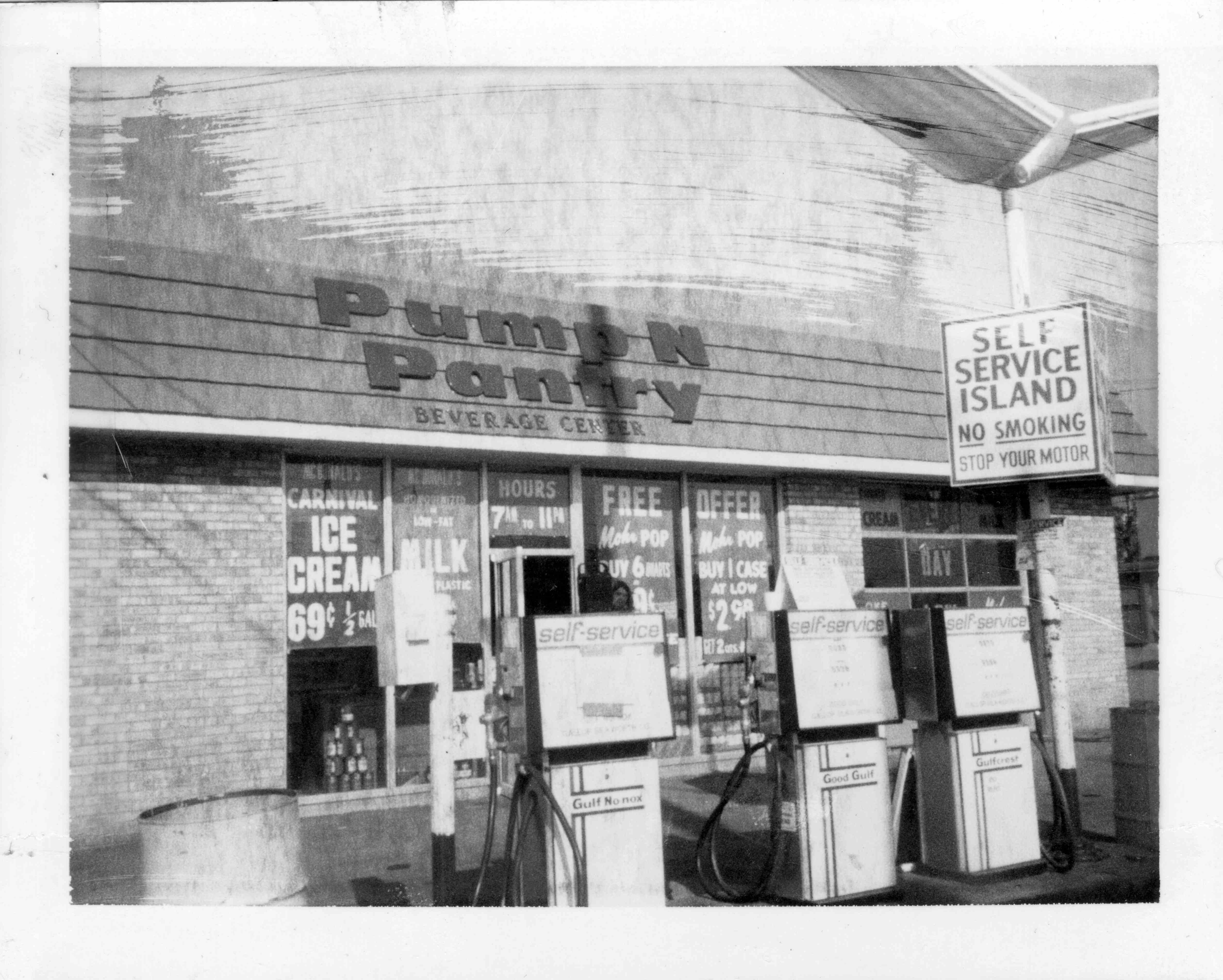 Pump And Pantry >> Pump N Pantry 1974 Ann Arbor District Library