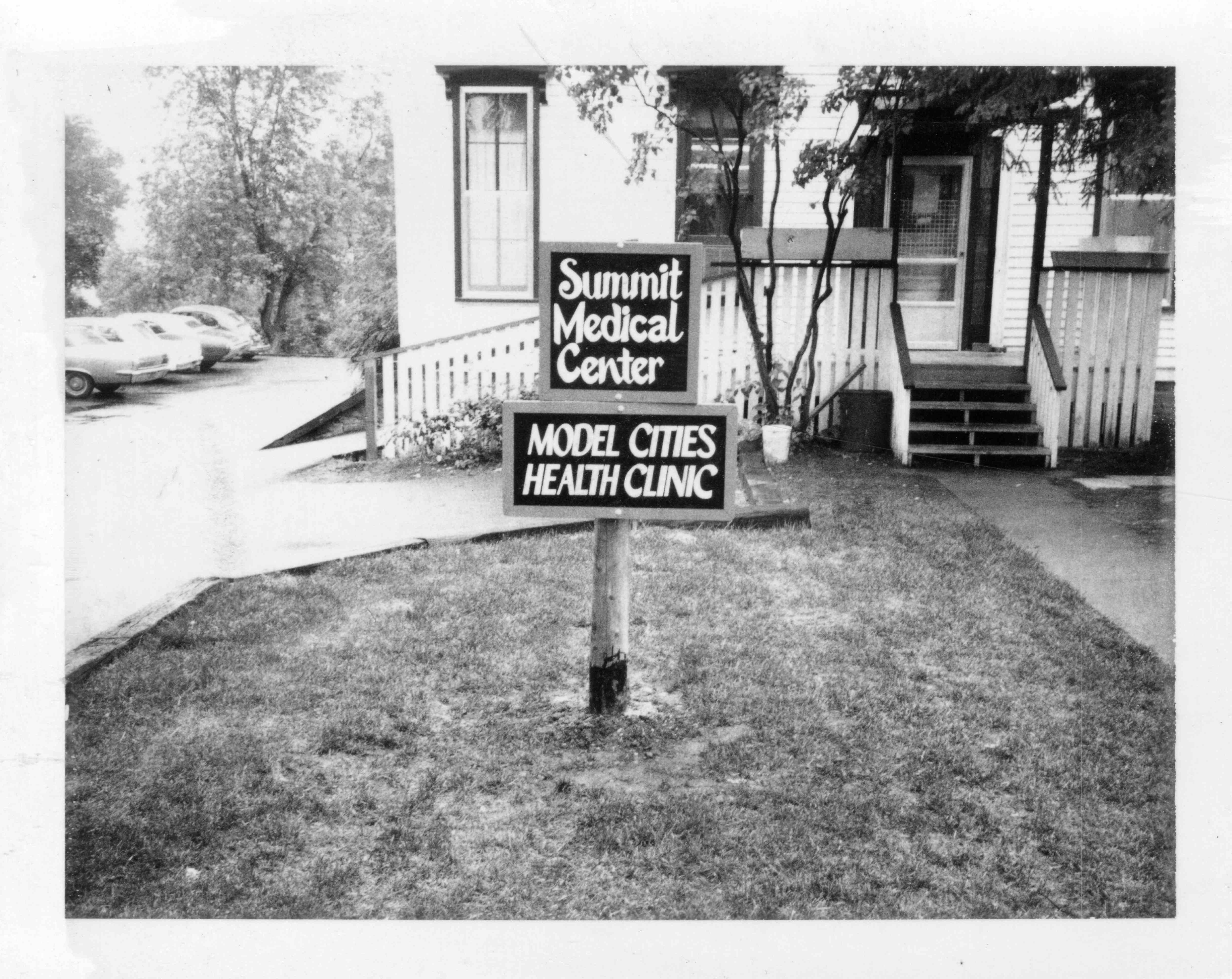 Model Cities Health Clinic, 1972 image