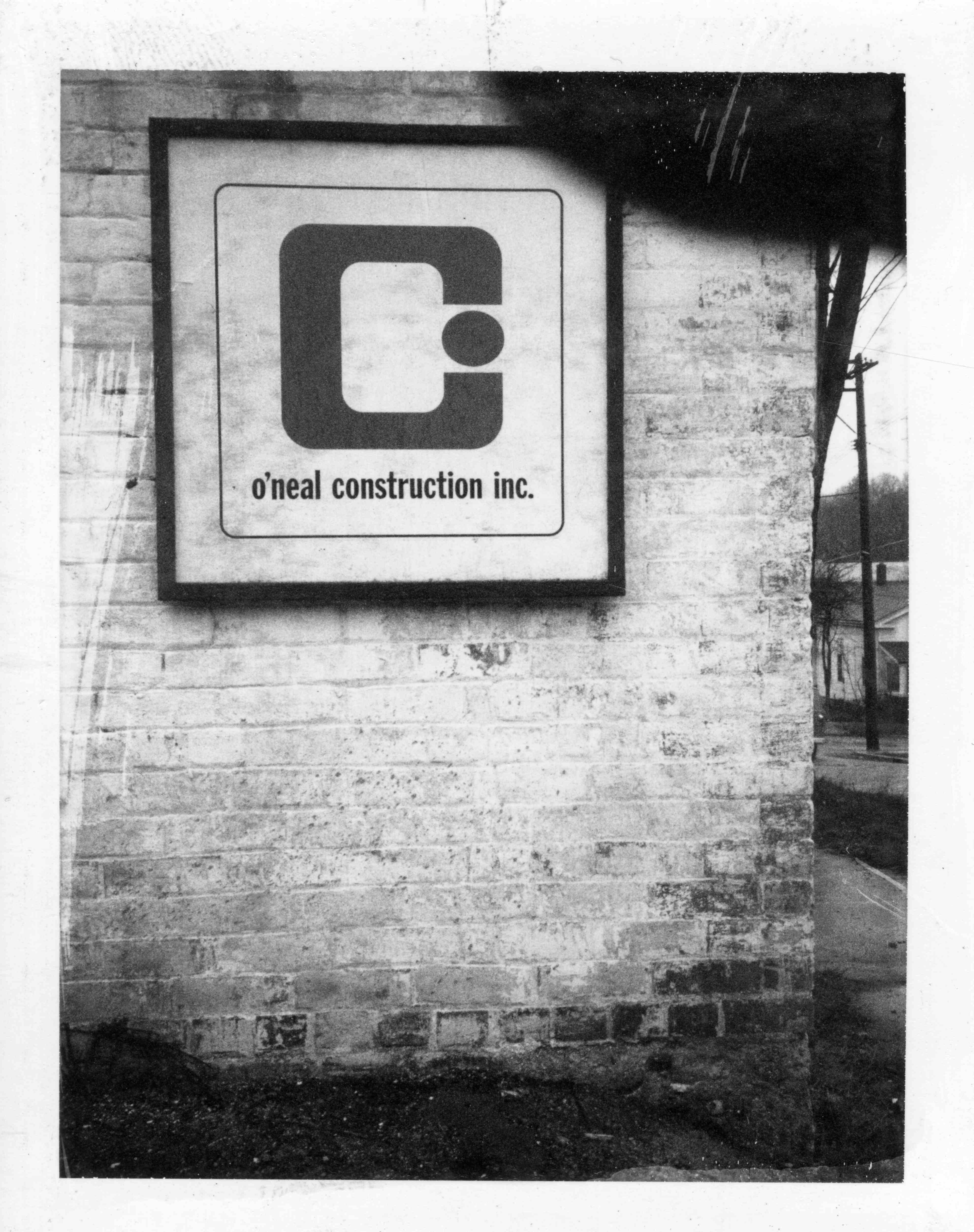 O'Neal Construction Inc., 1974 image
