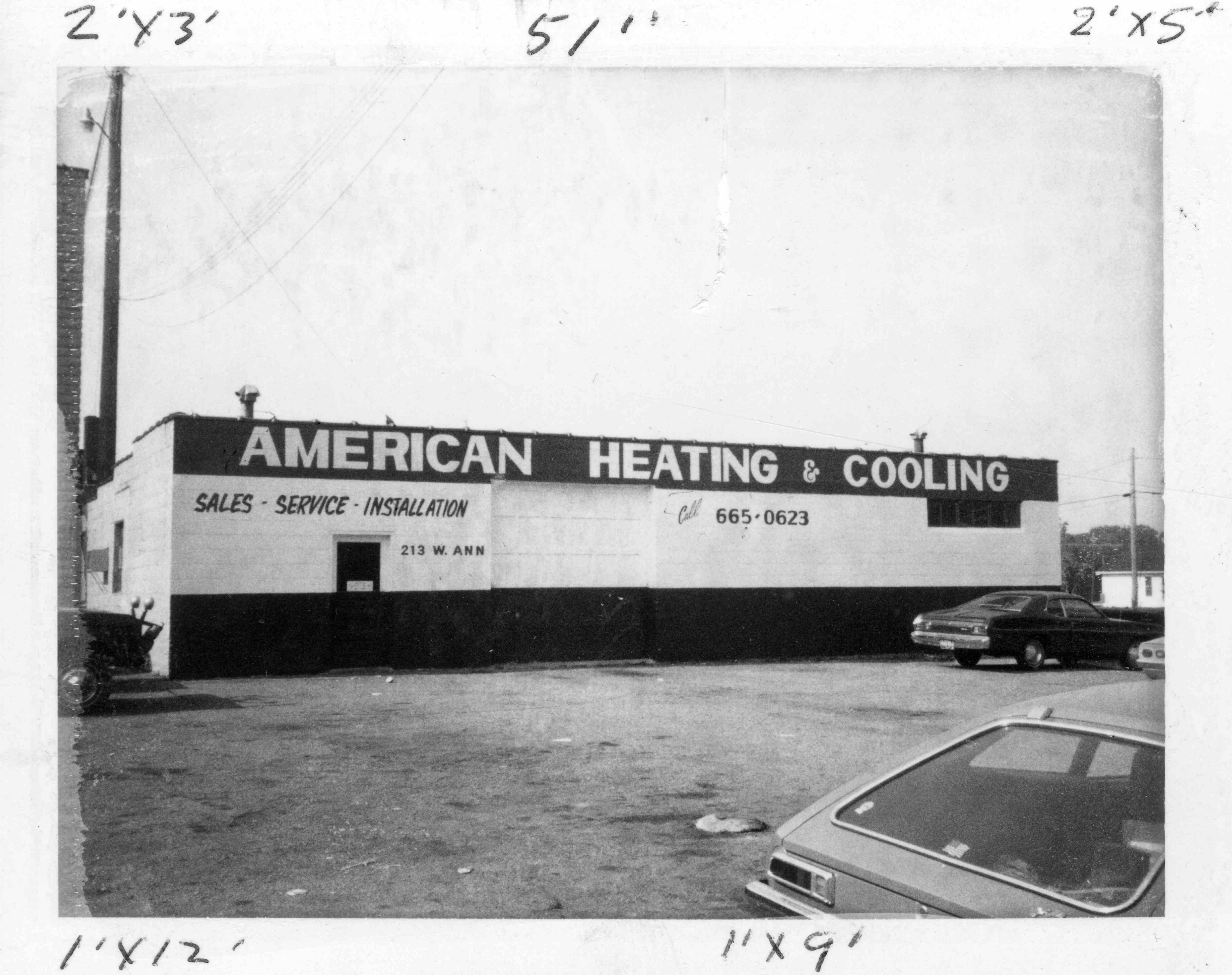 American Heating & Cooling, 1974 image