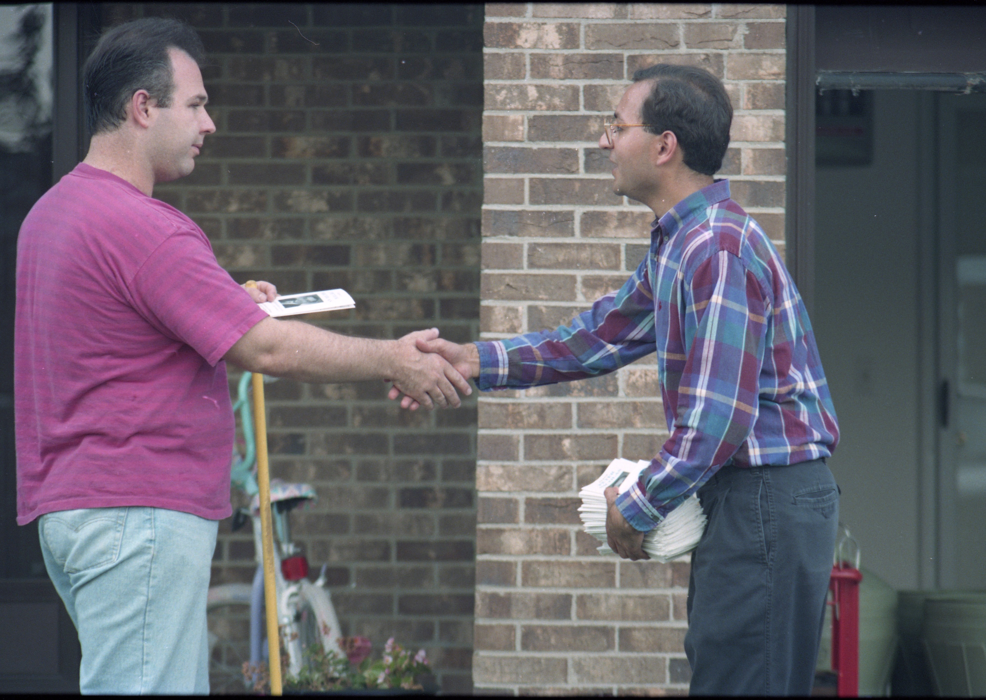 Peter Nicolas, Candidate For Michigan House of Representatives, July