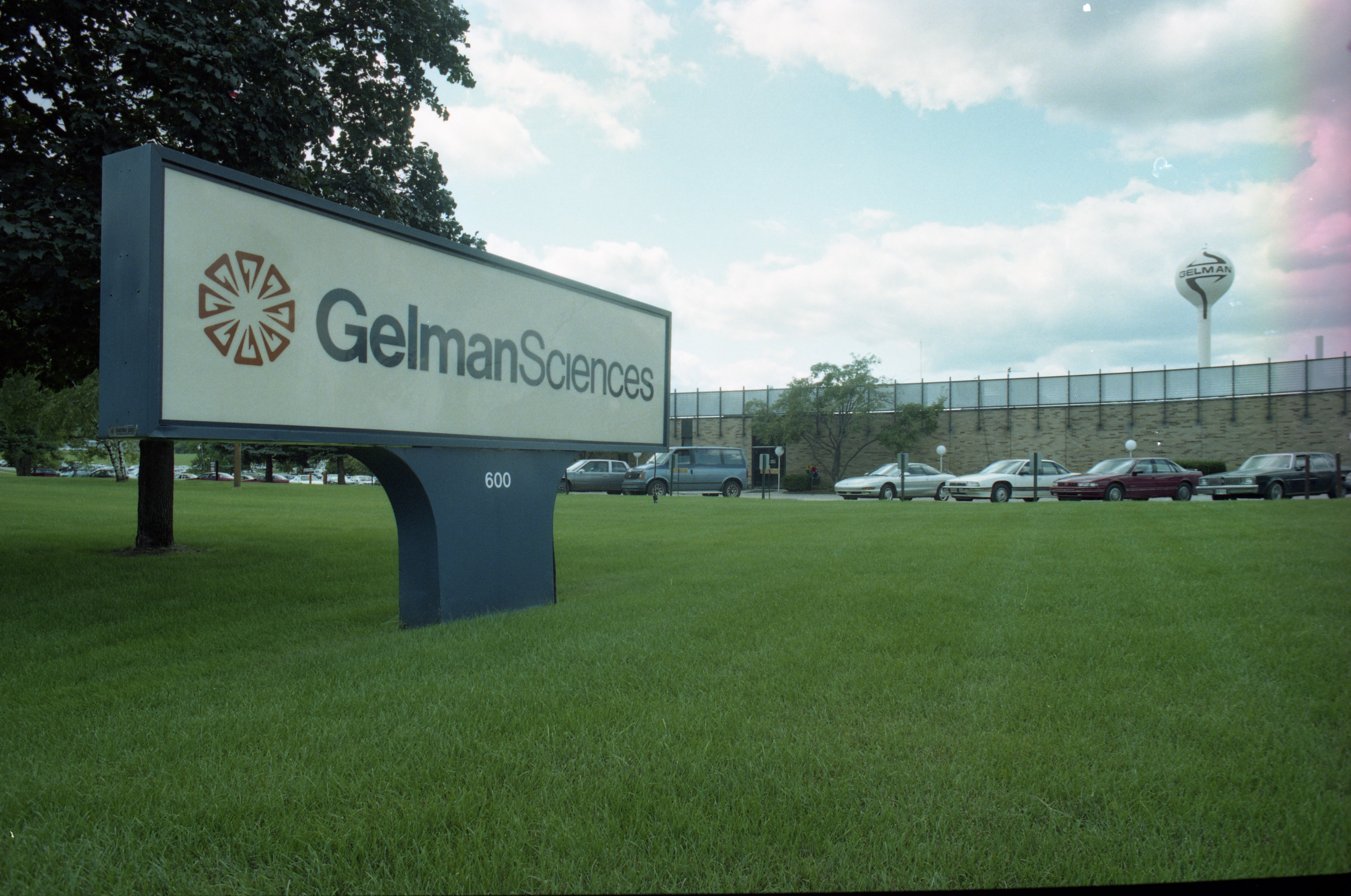 Exterior Of Gelman Sciences Building, 600 S Wagner Rd, August 1994 image