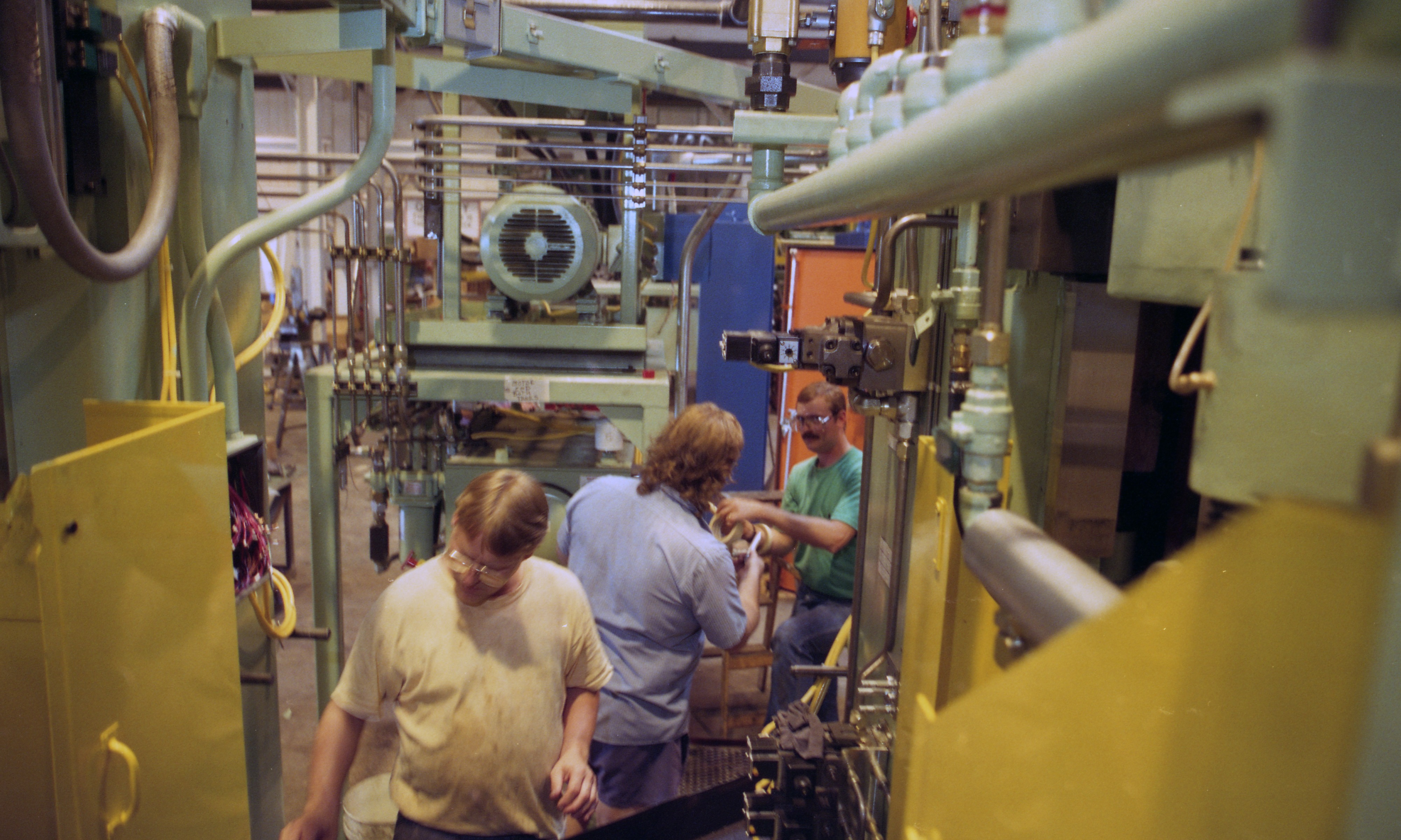 R&B Machine Tool - Saline, September 1994 image