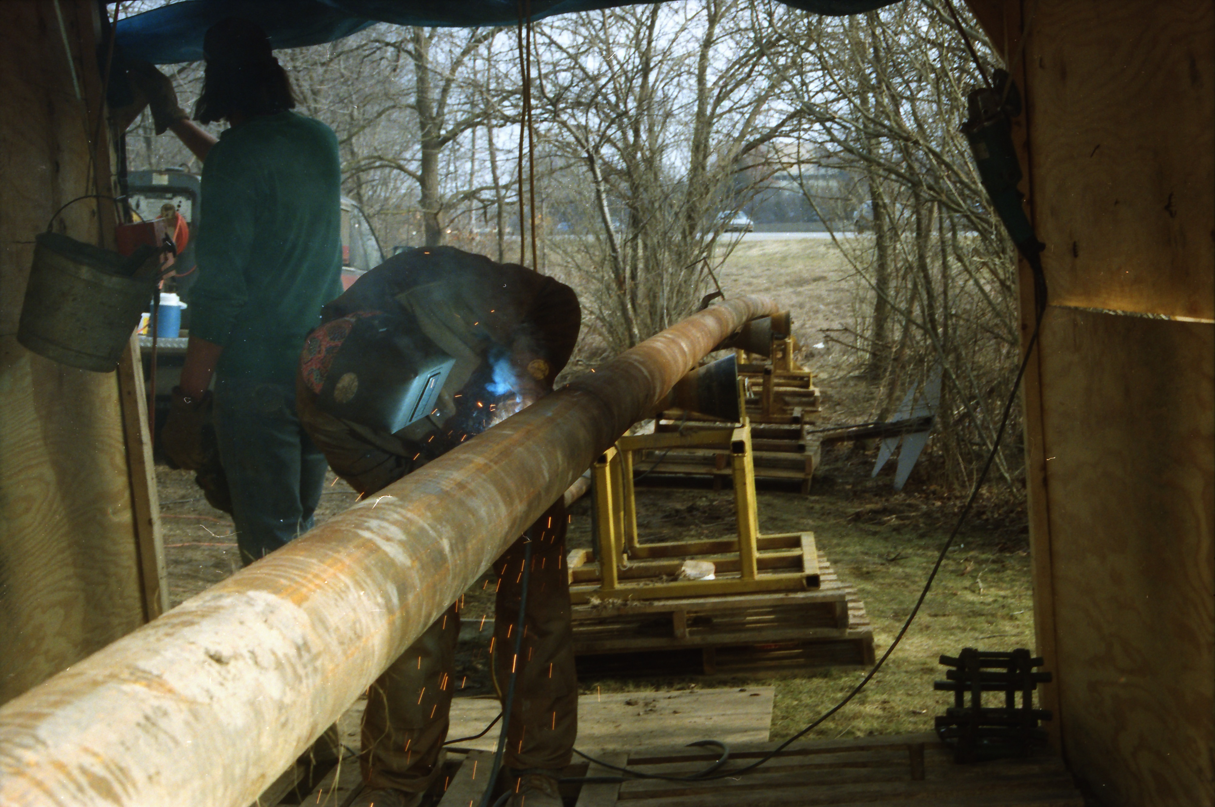 Welding Pipeline for Pall Gelman Sciences, Inc. image