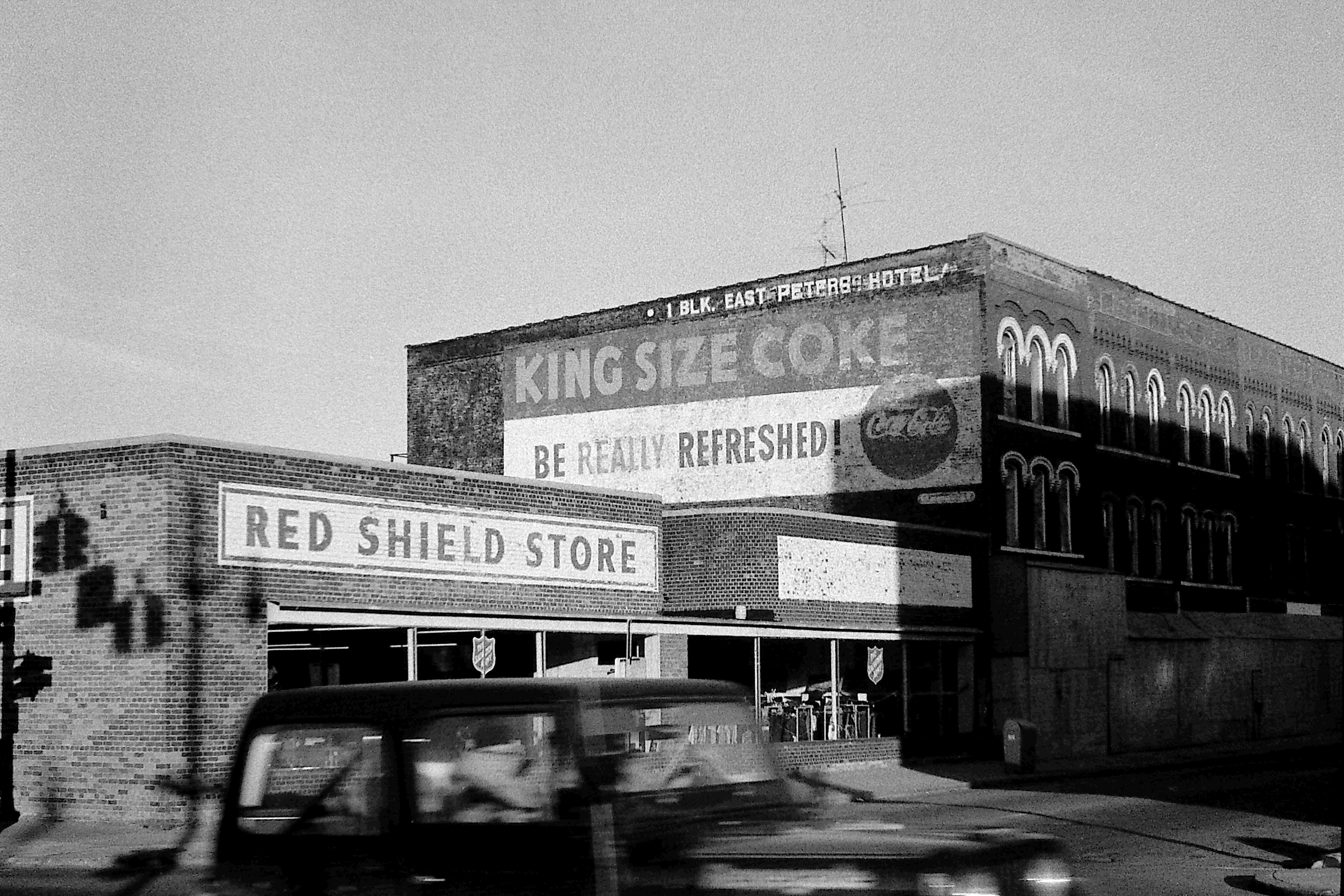 The Salvation Army Red Shield Store, 1977 image