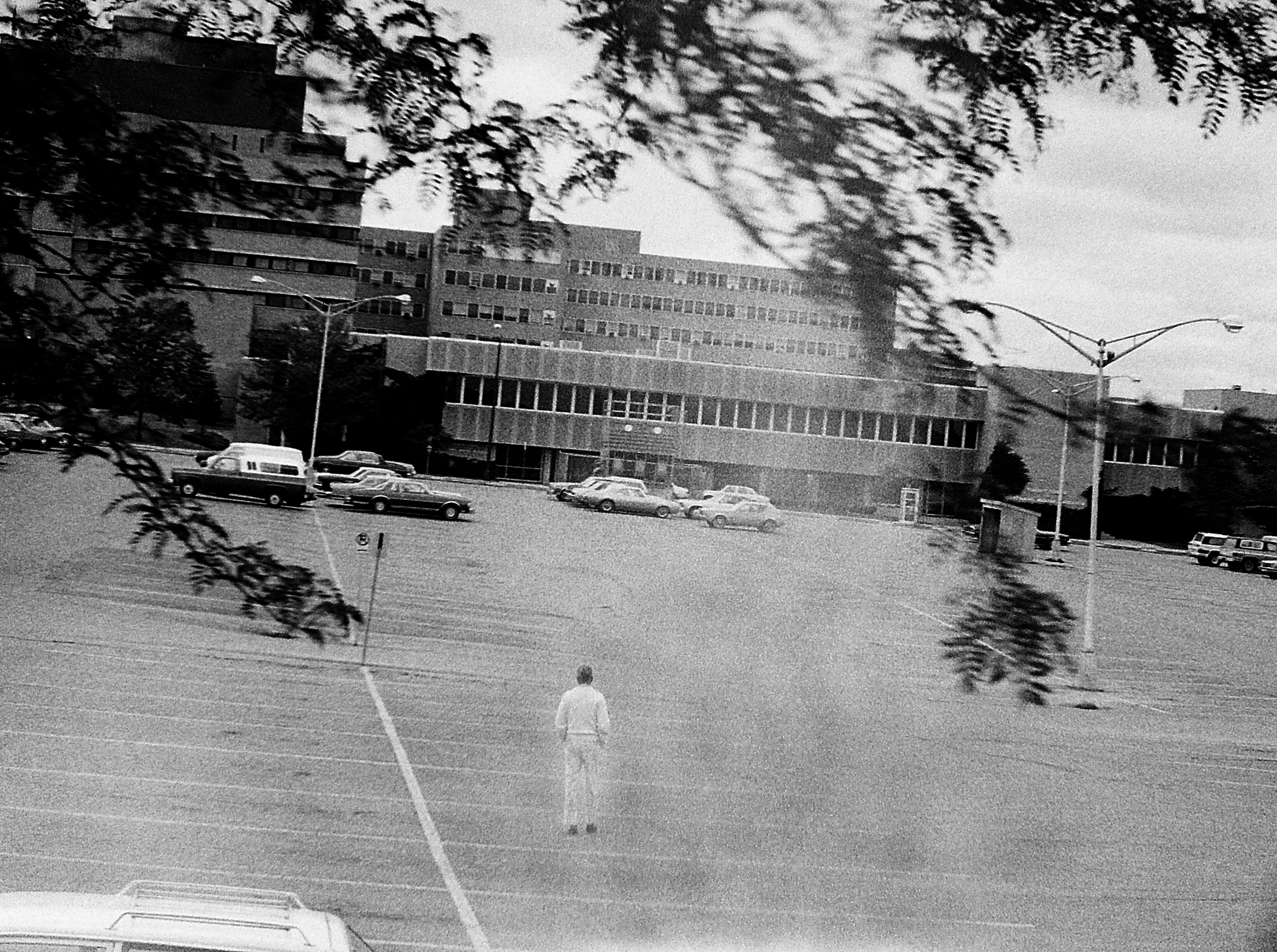 Ann Arbor Campus Parking Lot, 1978 image