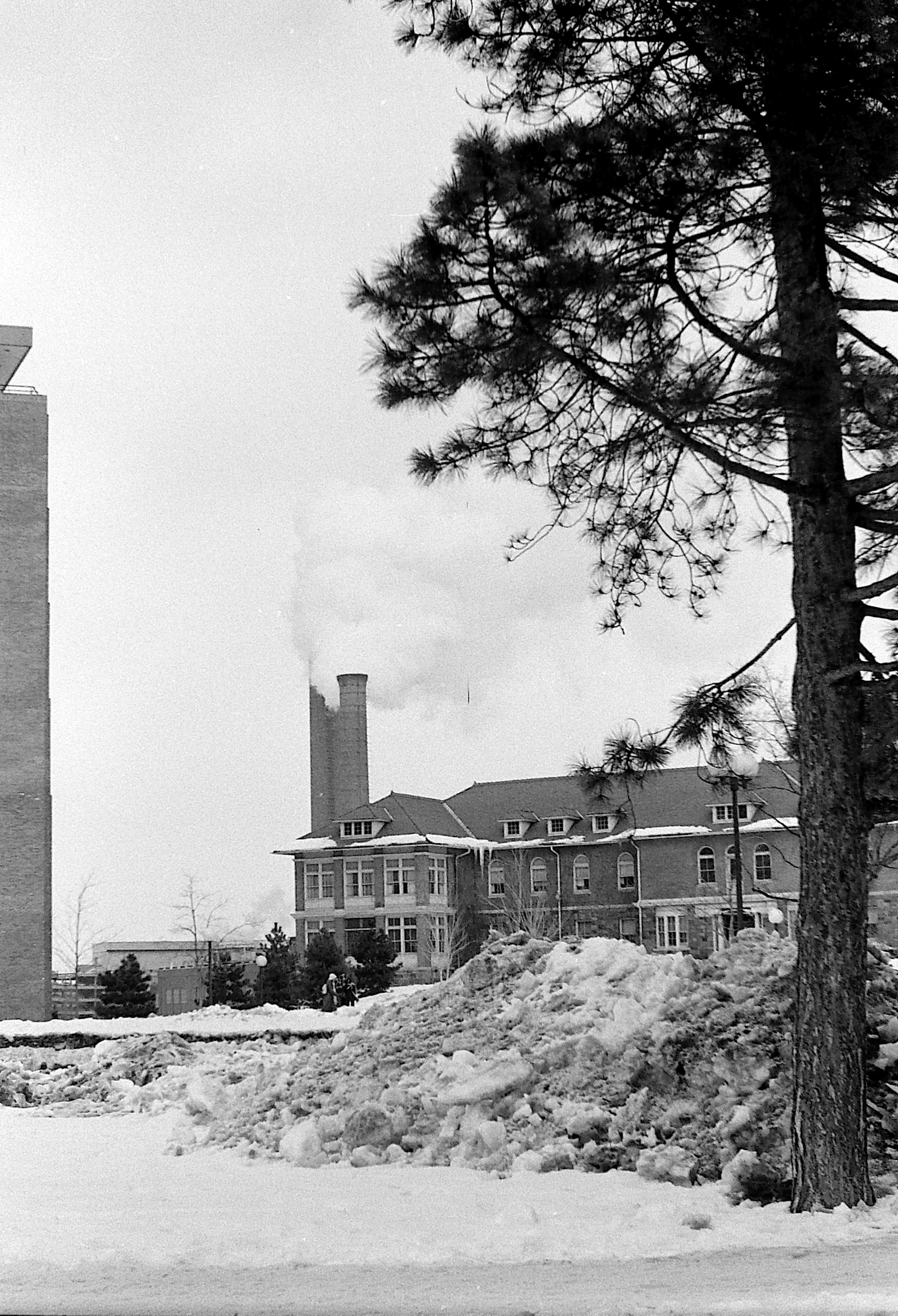 U-M Power Stacks, 1978 image