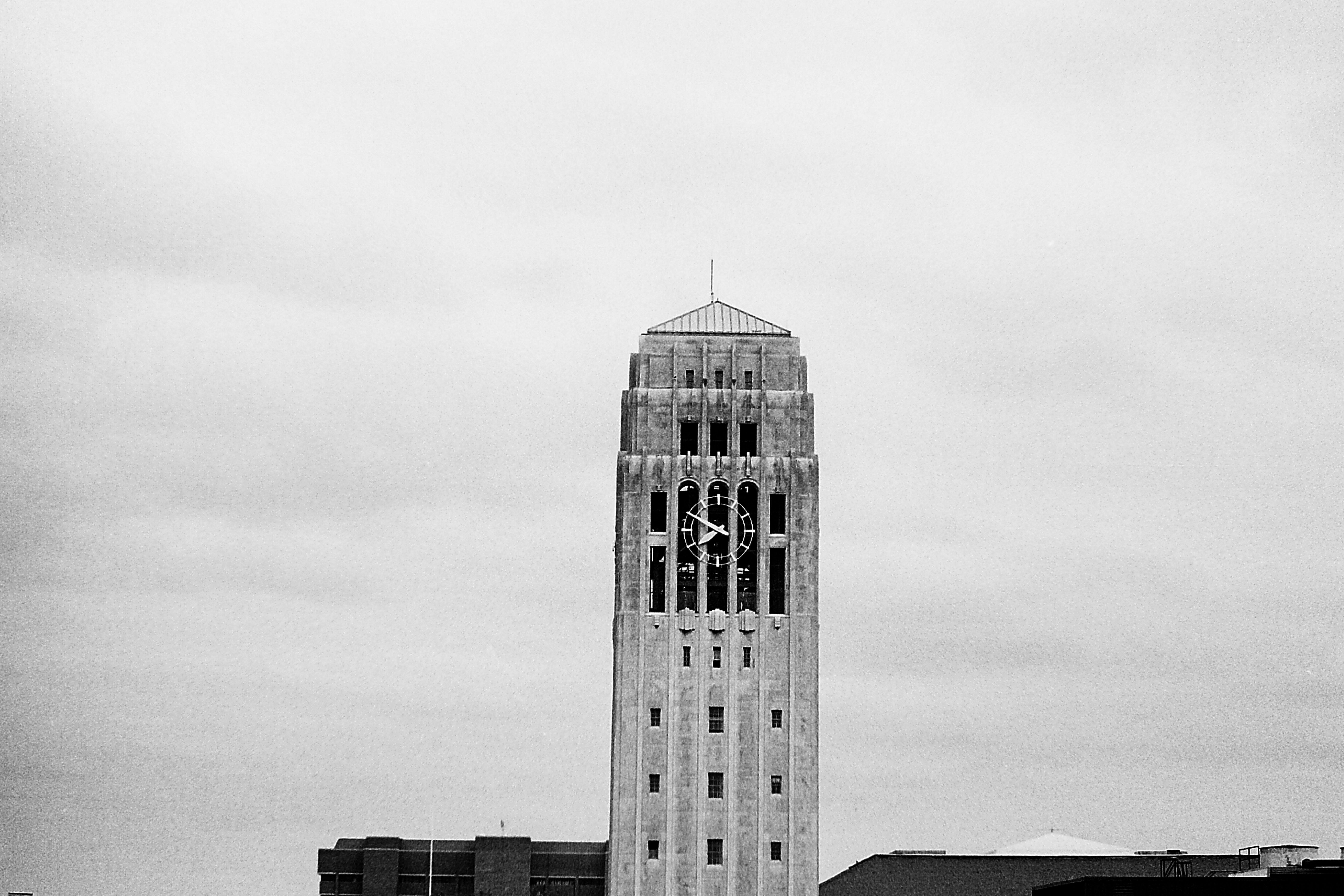 Burton Tower, 1979 image