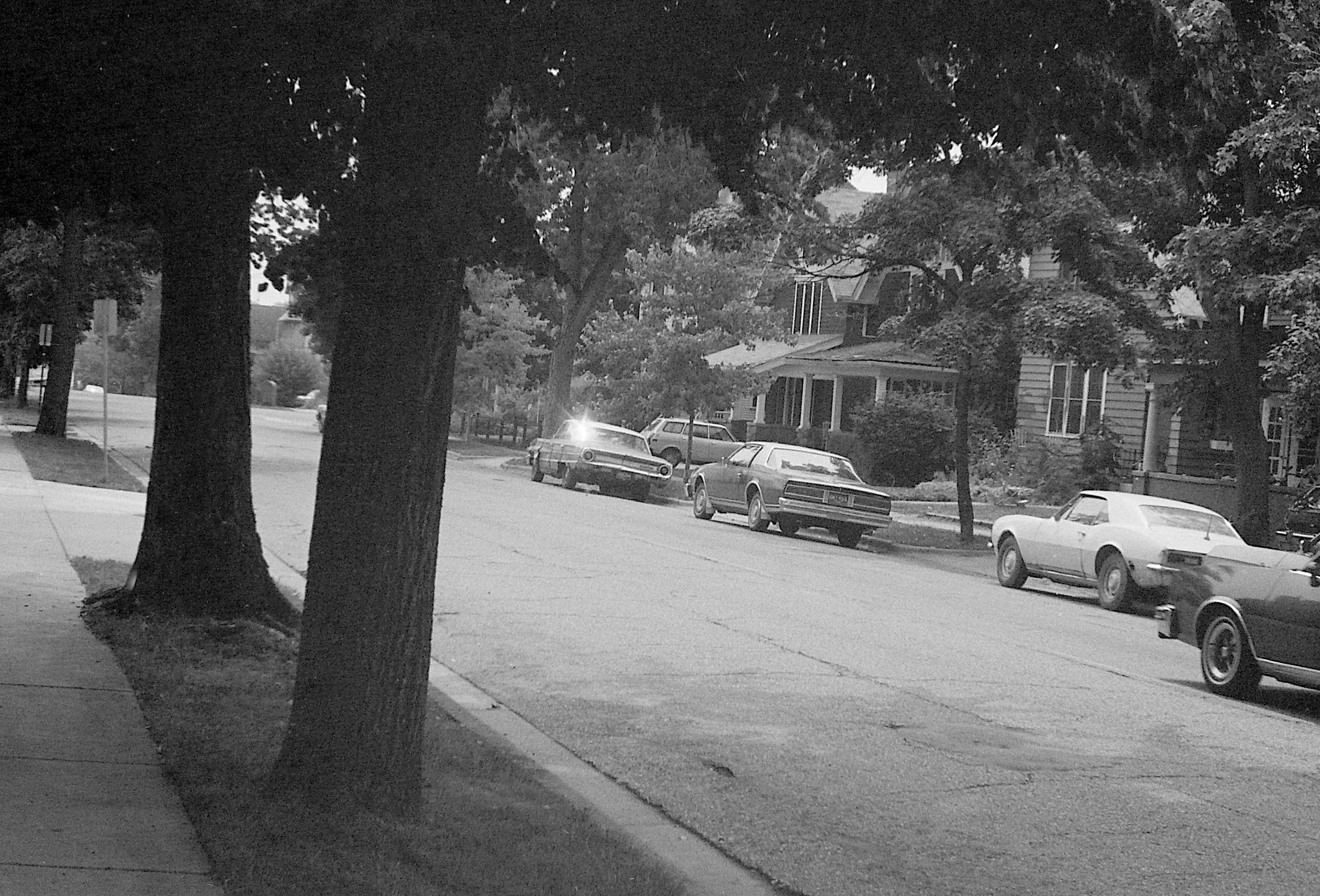 Cars on the Street, 1978 image