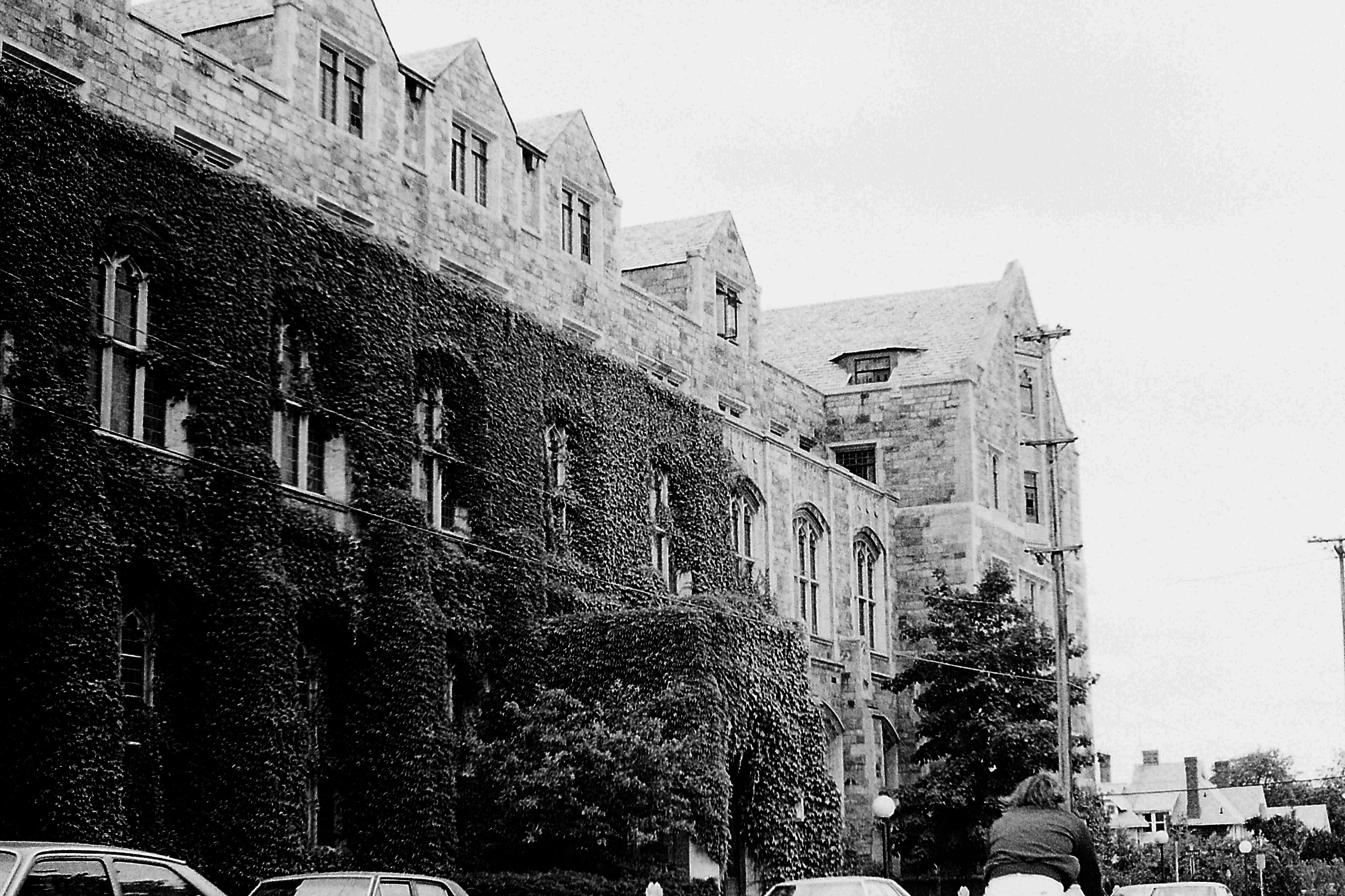 Law Quadrangle, 1979 image
