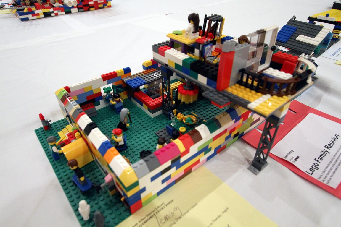 Как сделано Лего 28