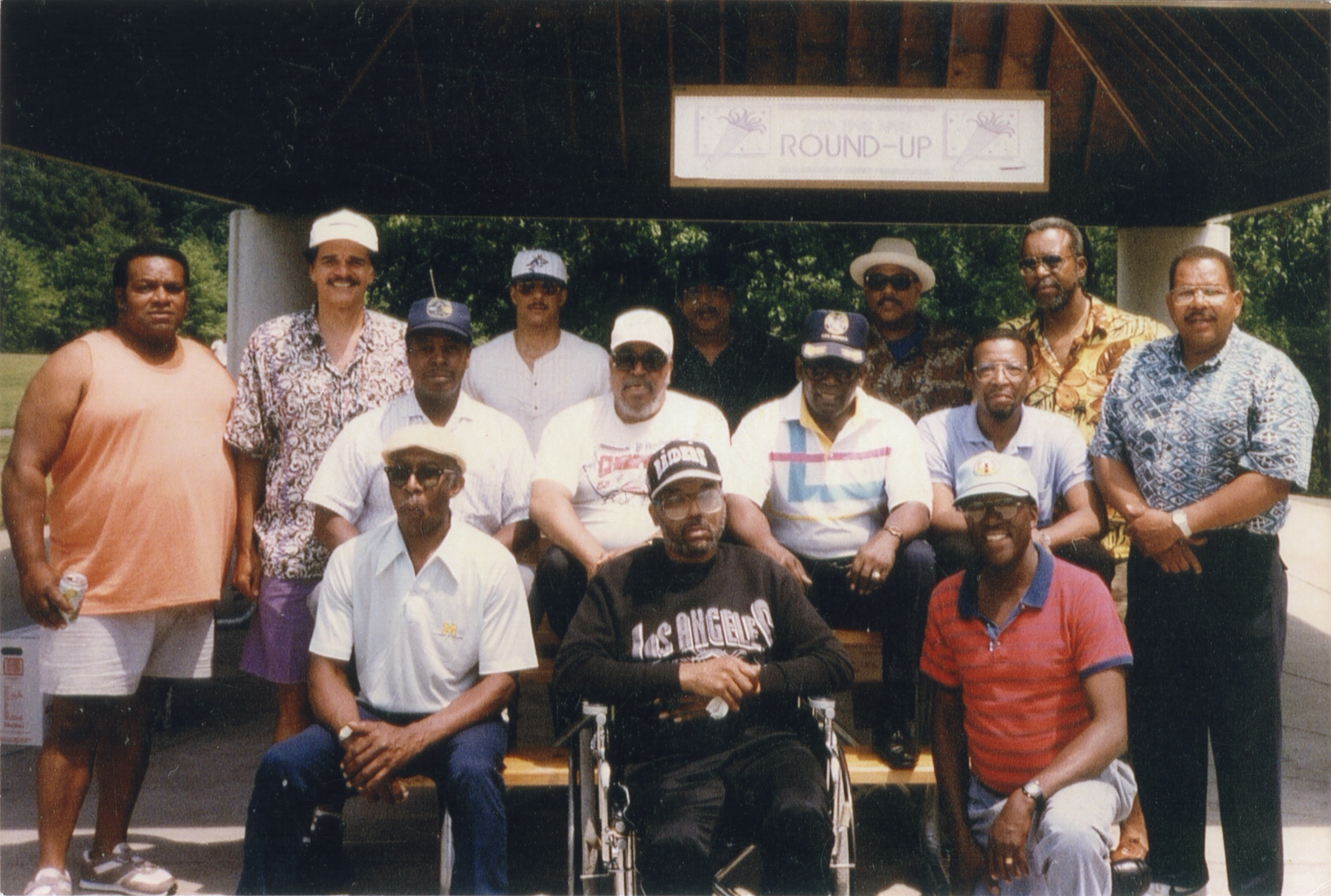Organizers and Participants in the Neighborhood Round-Up, 1993 image