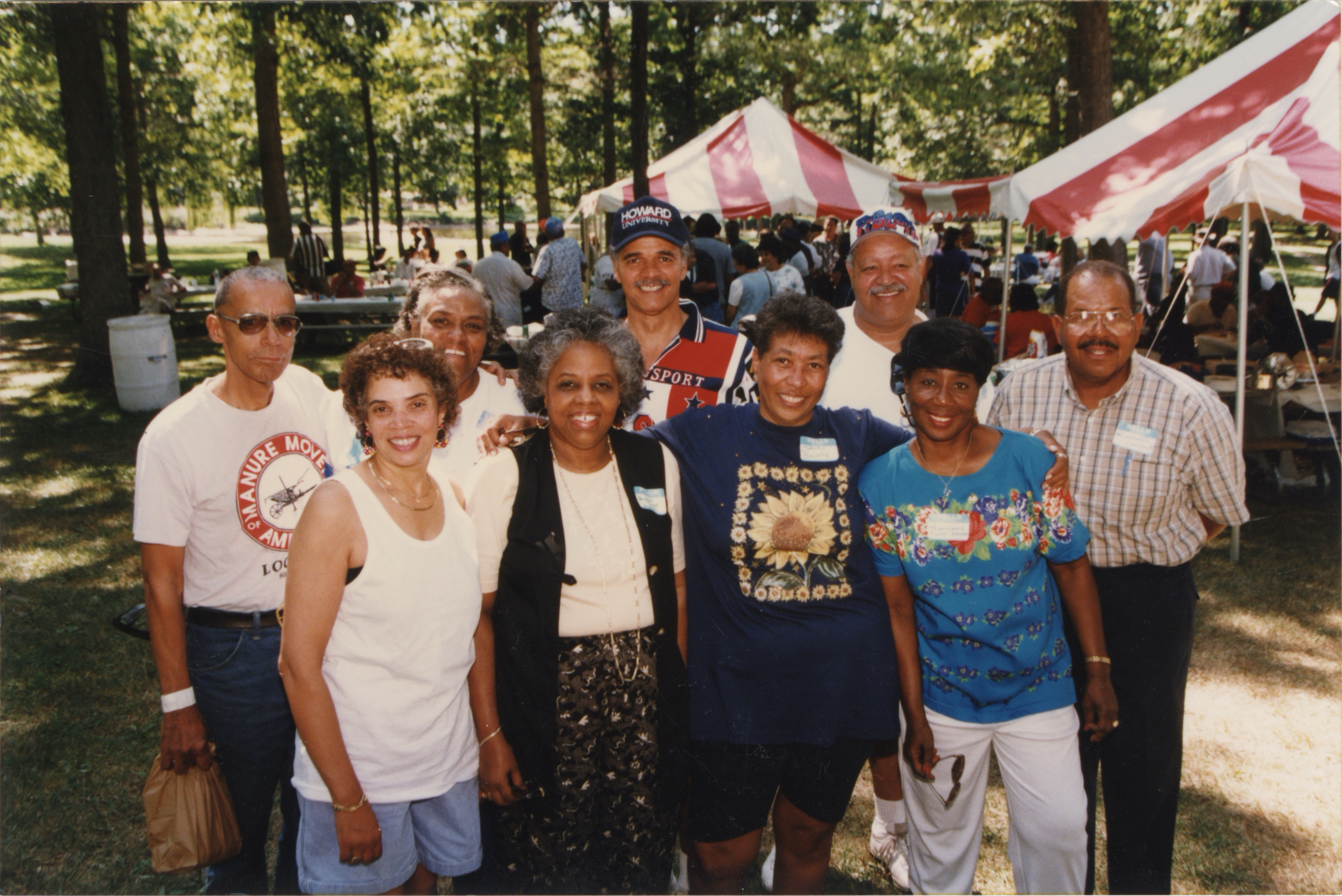 Organizers of Ann Arbor's Old Neighborhood Picnic image