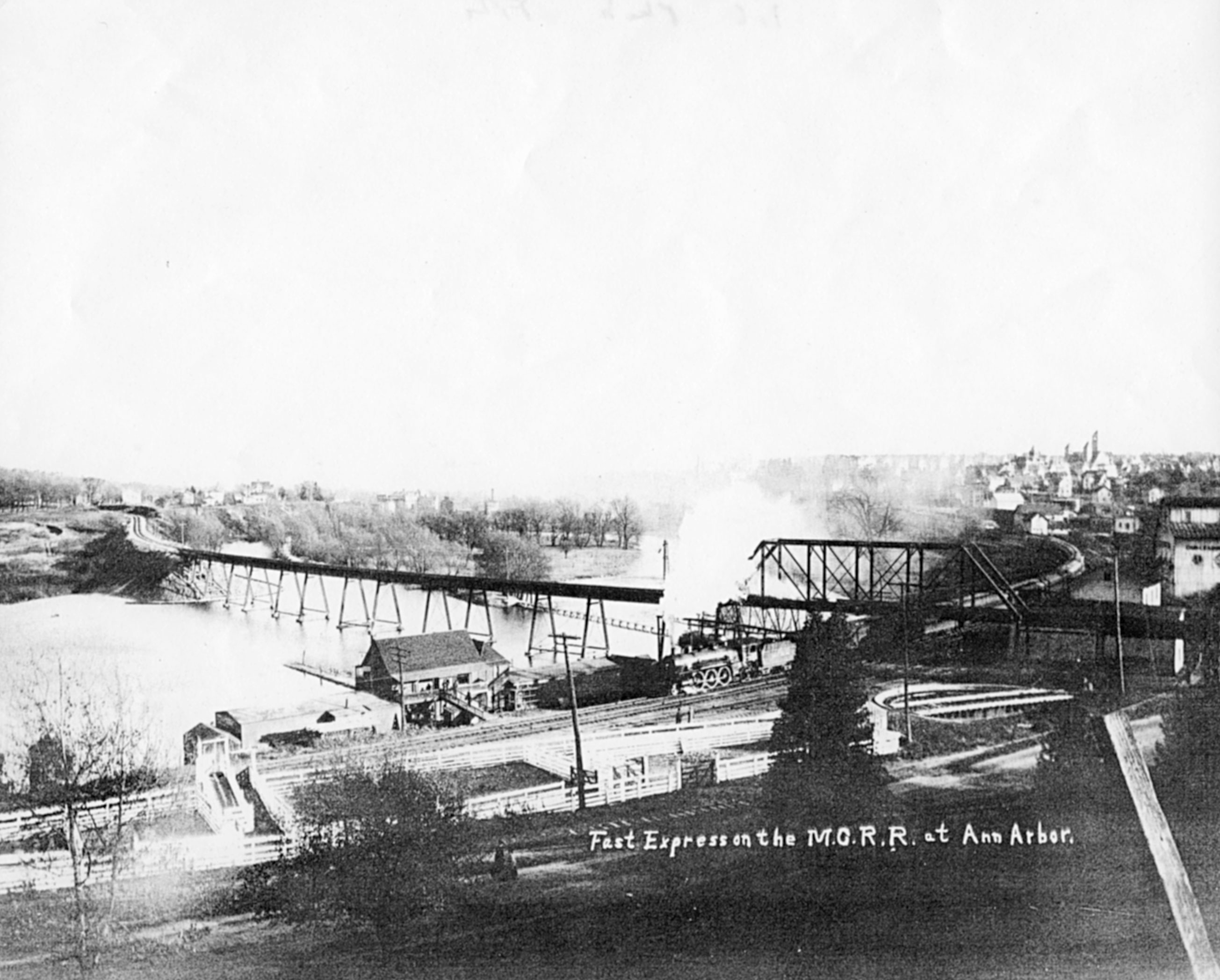 metal trestle, 1894 image