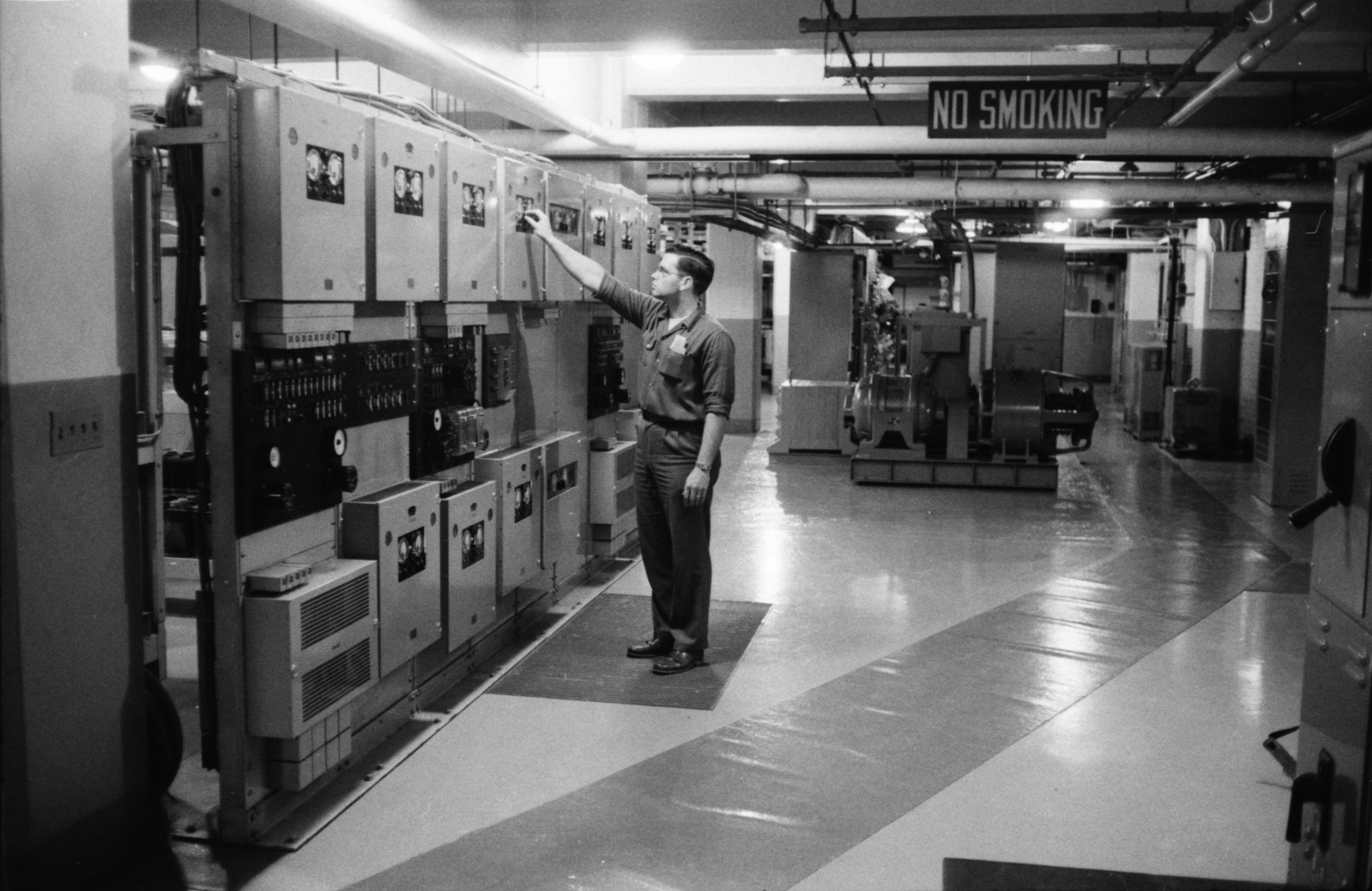 Behind the Scenes at Bell Telephone image