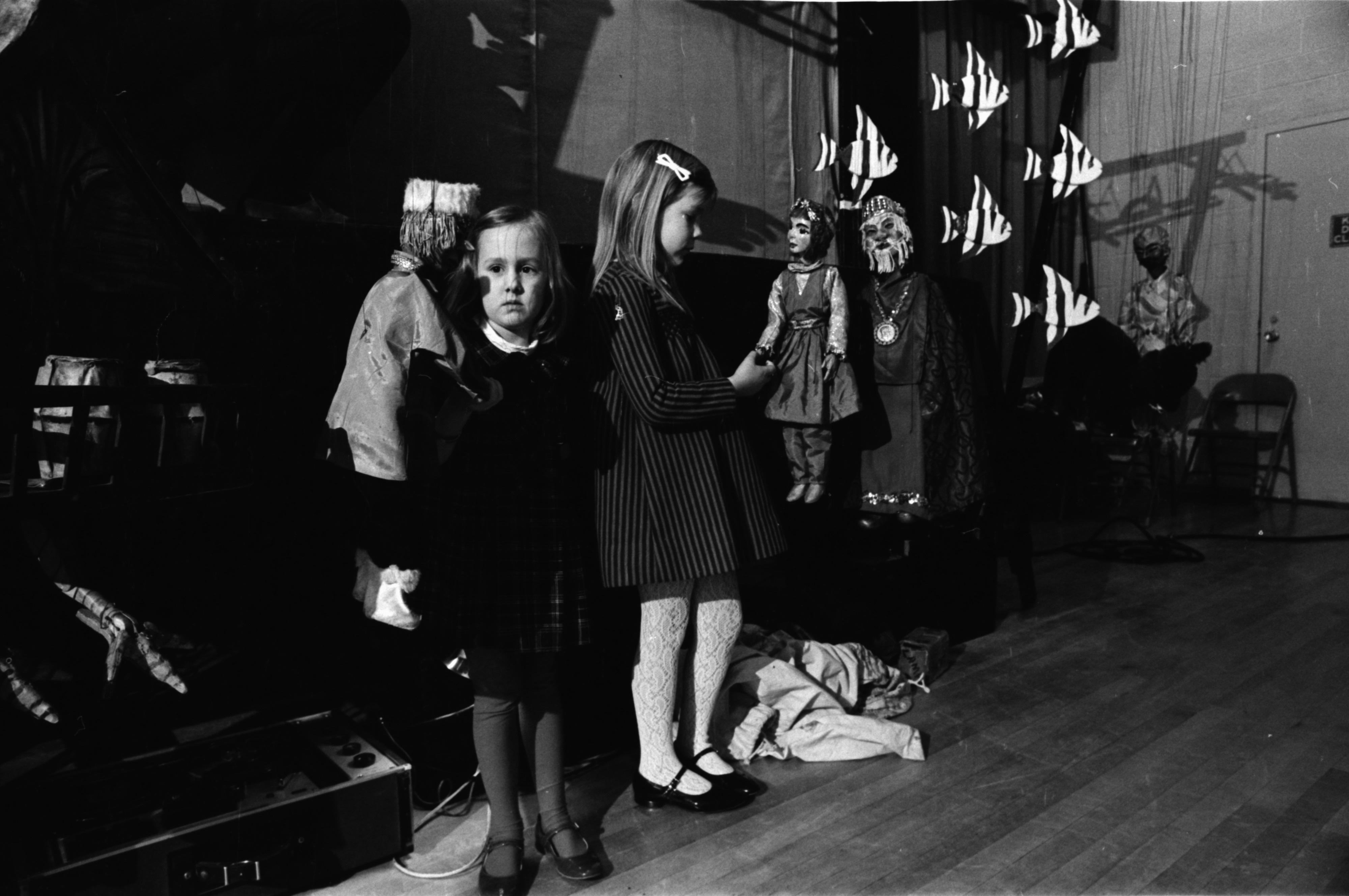 The Meredith Bixby Puppeteers, February 1969 image