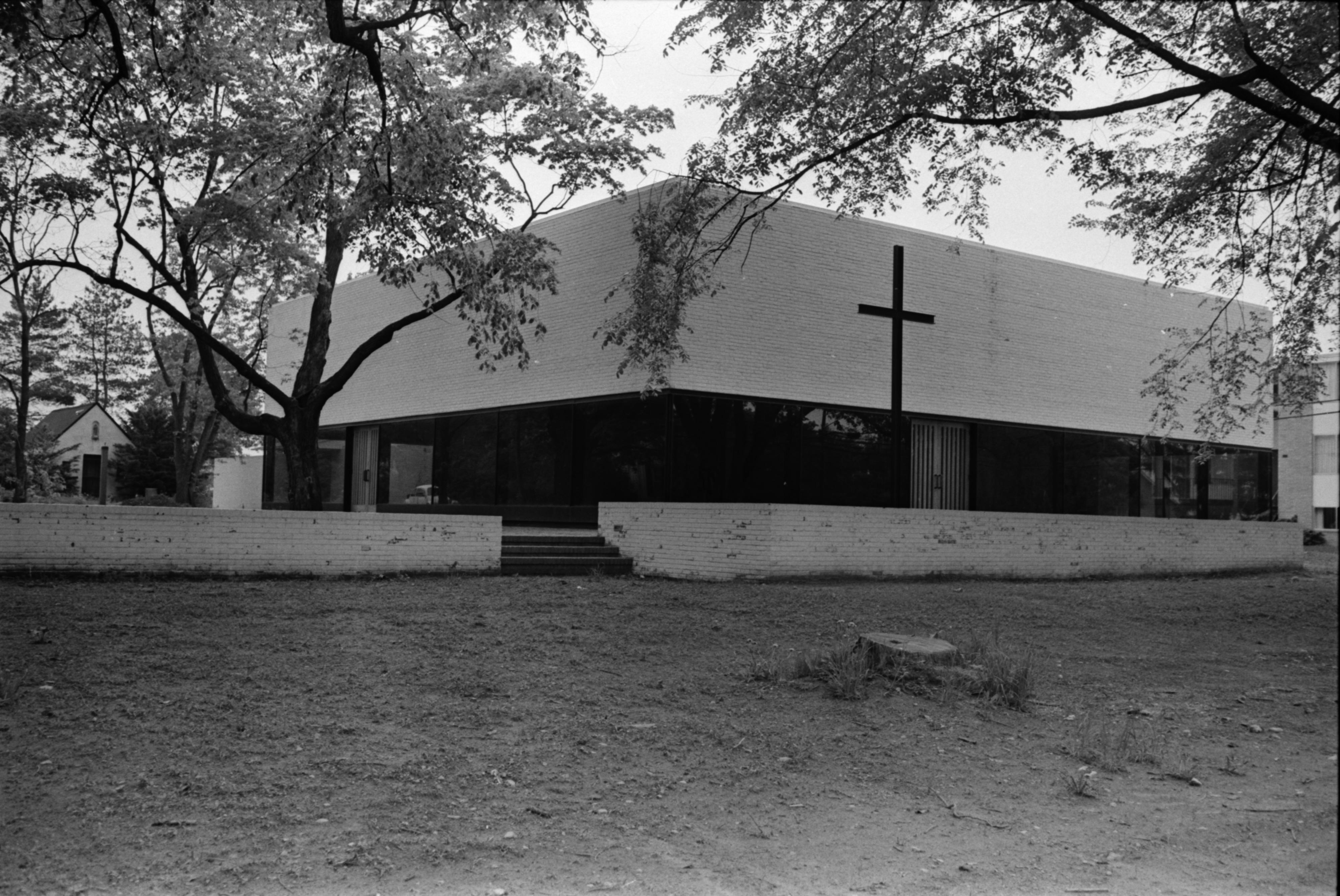 St. Clare of Assisi Episcopal Church, May 1969 image