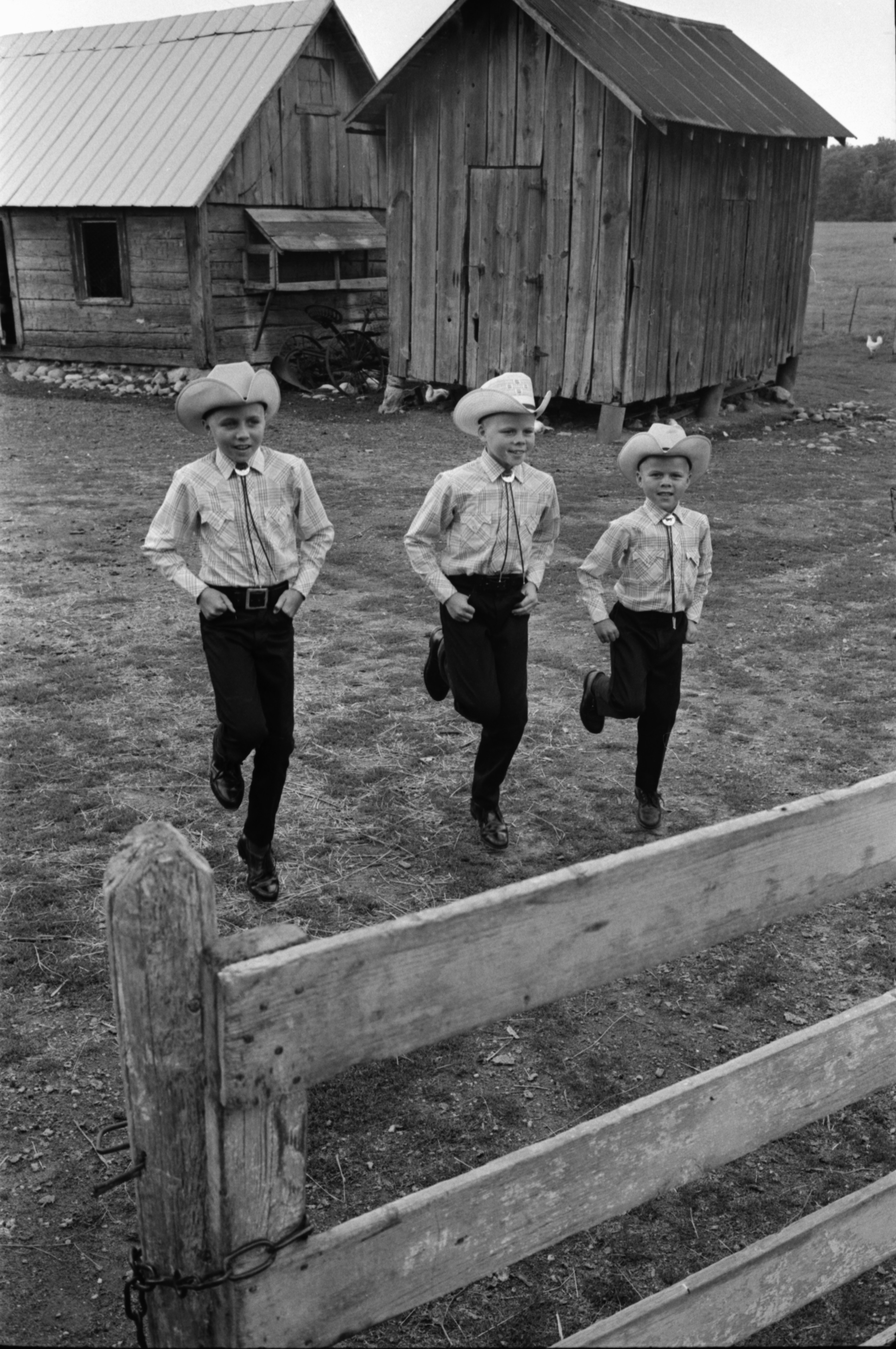 'Cowboys' Too Young, July 1969 image