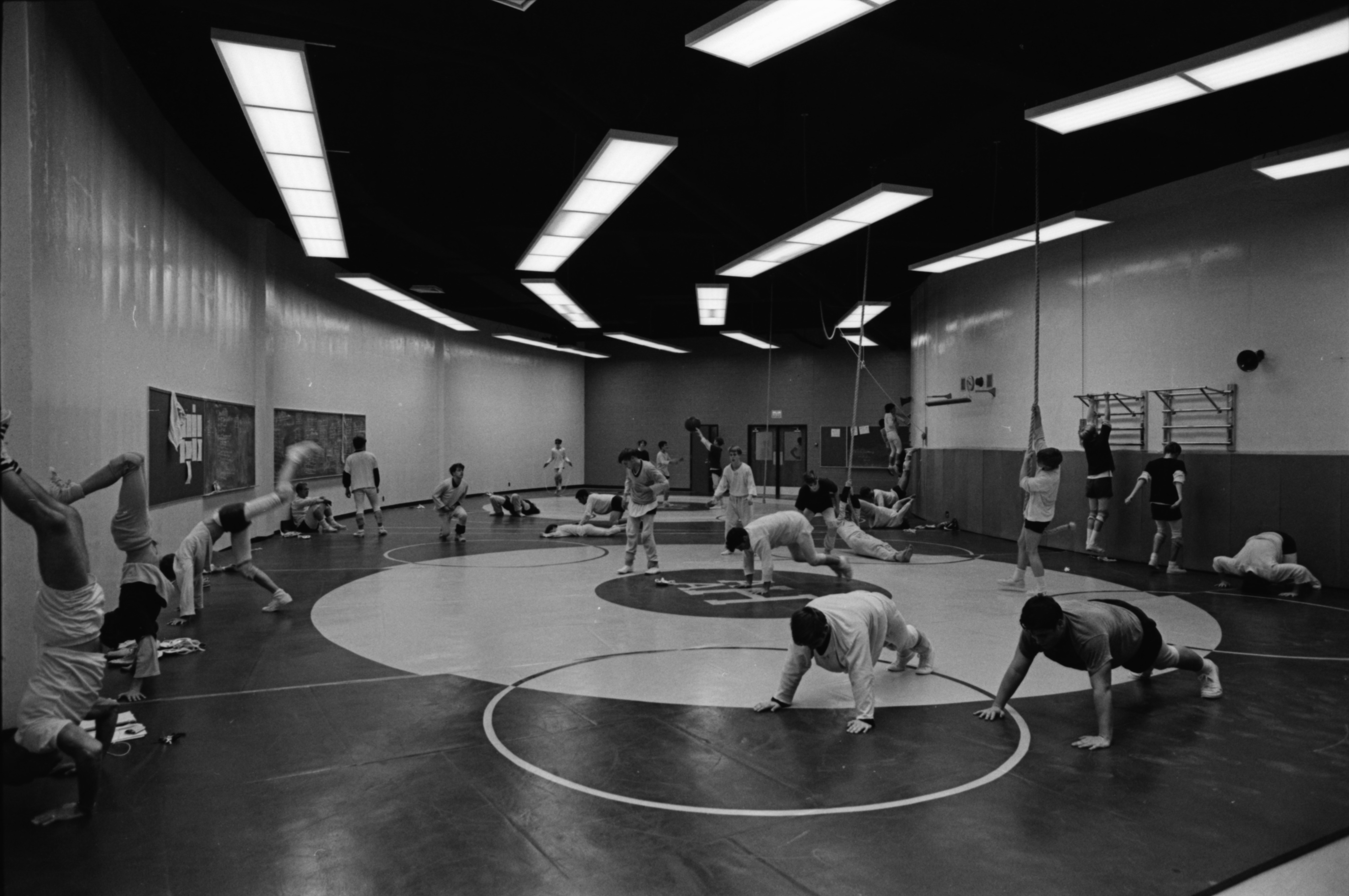 Students in Training, November 1969 image