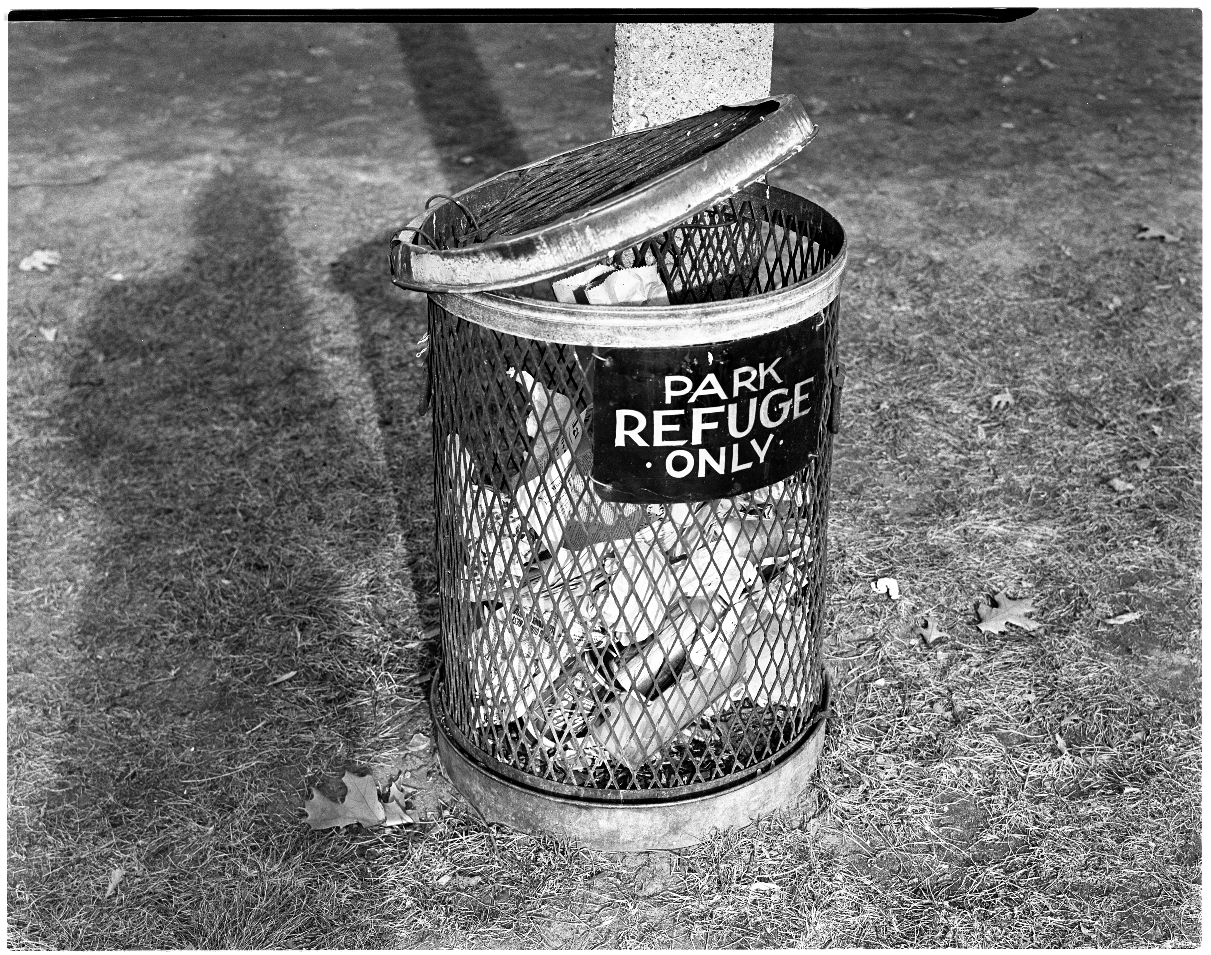 Misspelled Refuse Basket image