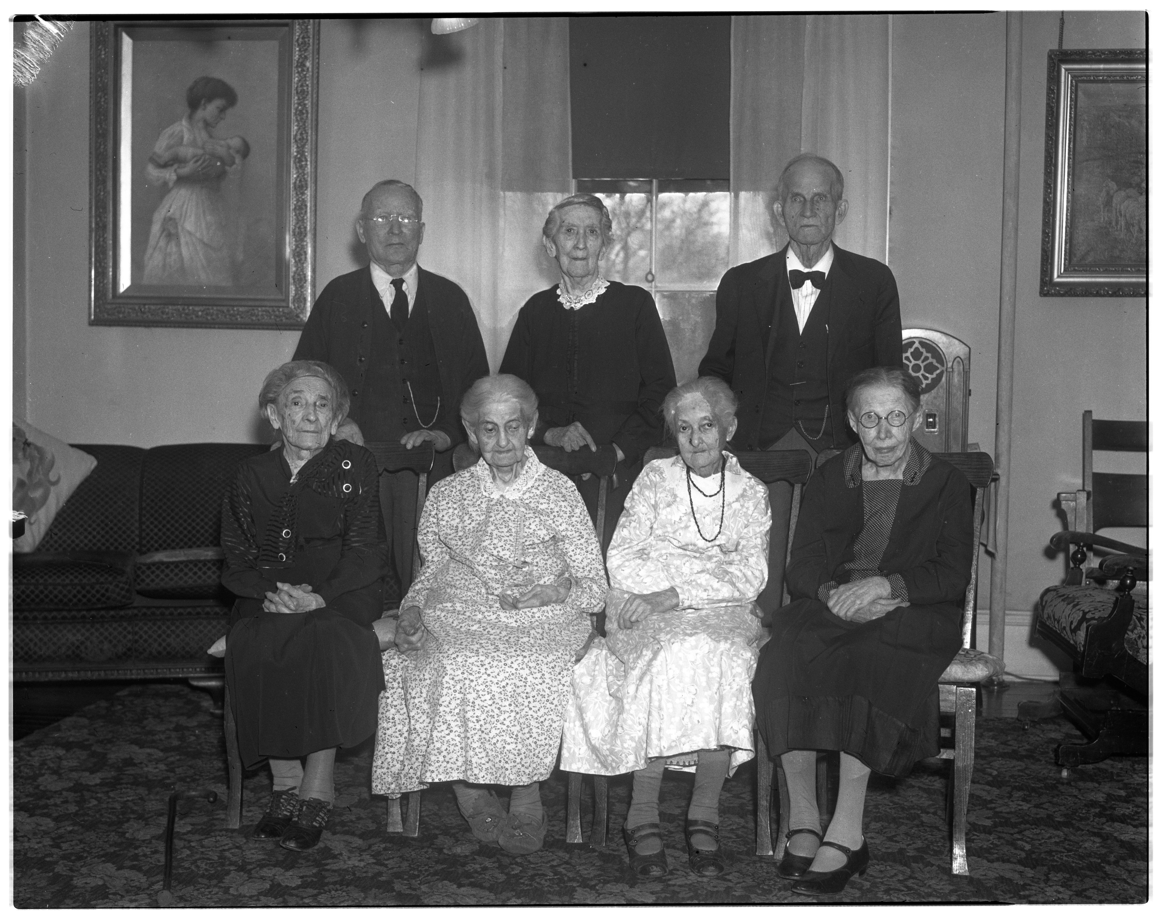 Oldest Residents of Chelsea Methodist Episcopal Home image