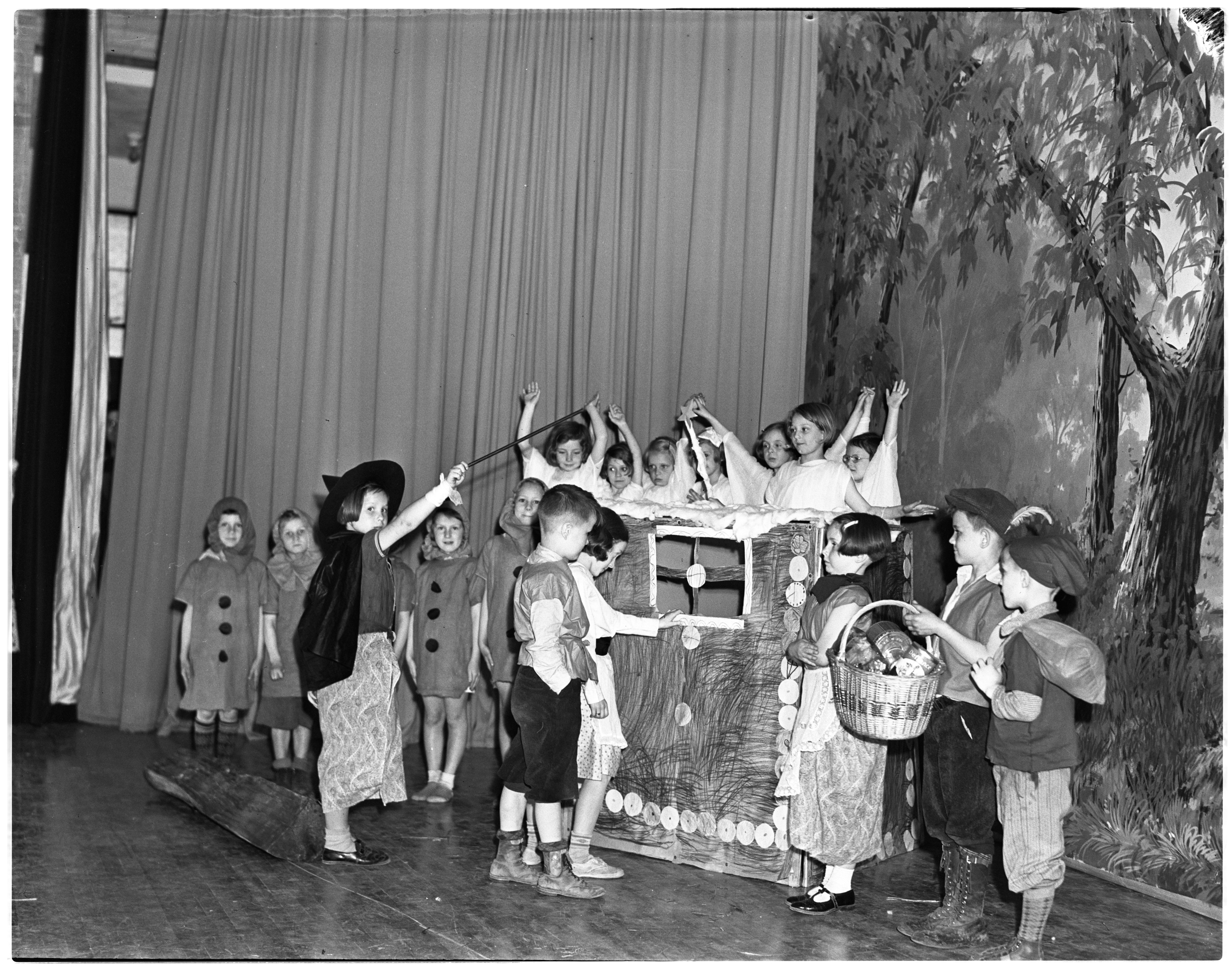 Dexter School Play image
