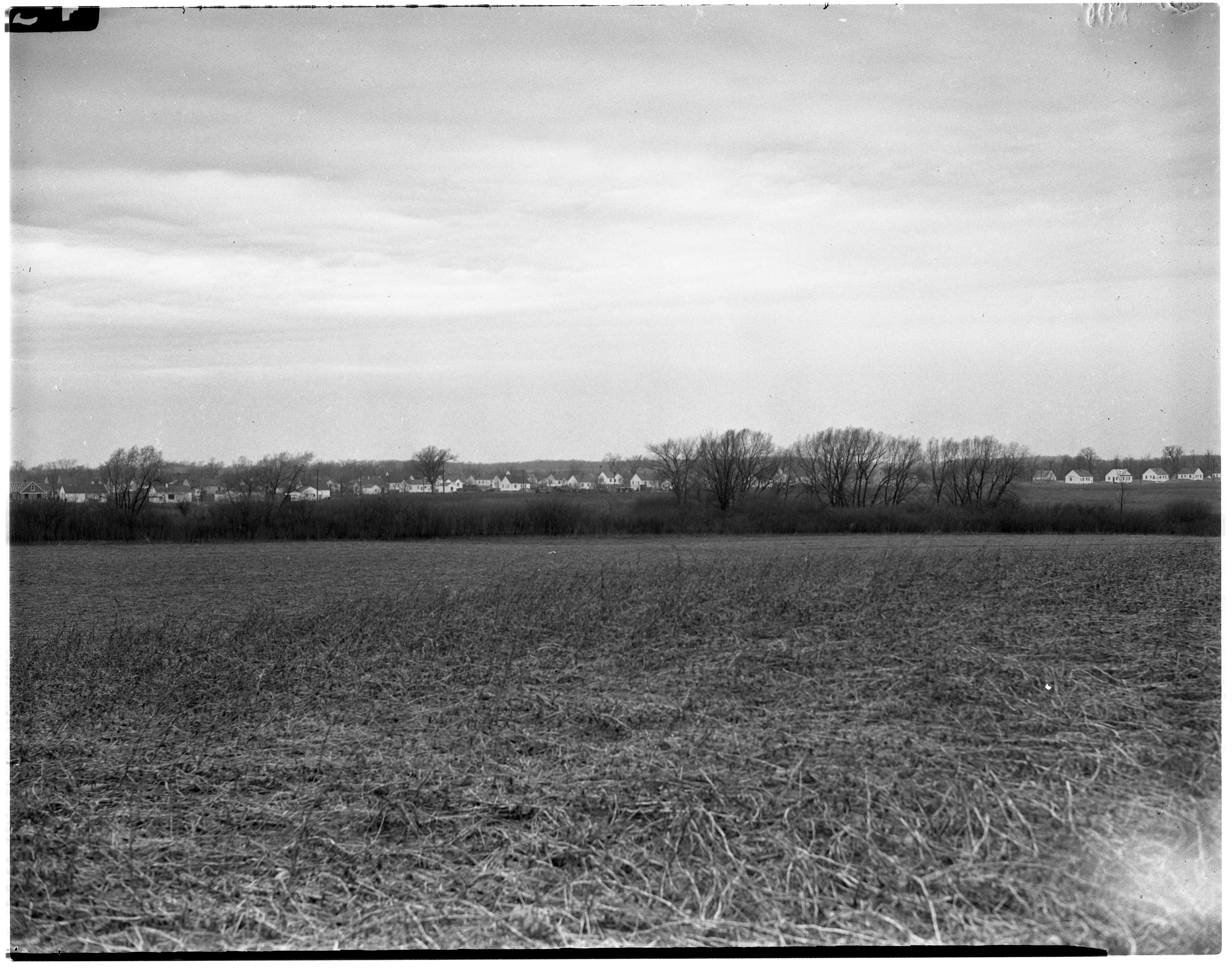 Land for New Building Development, Pittsfield Village, May 1943 image