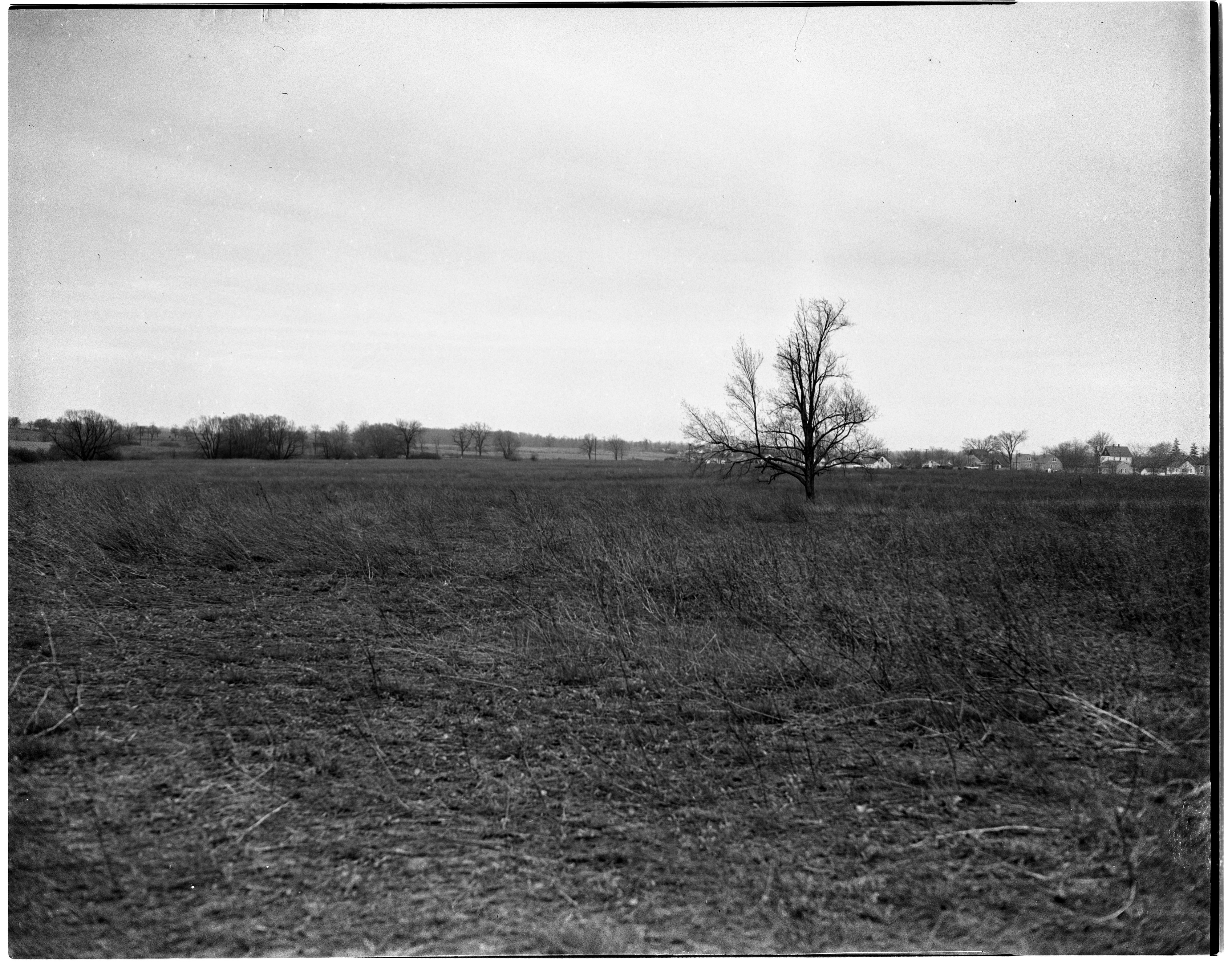 Land for New Building Development in Pittsfield, May 1943 image