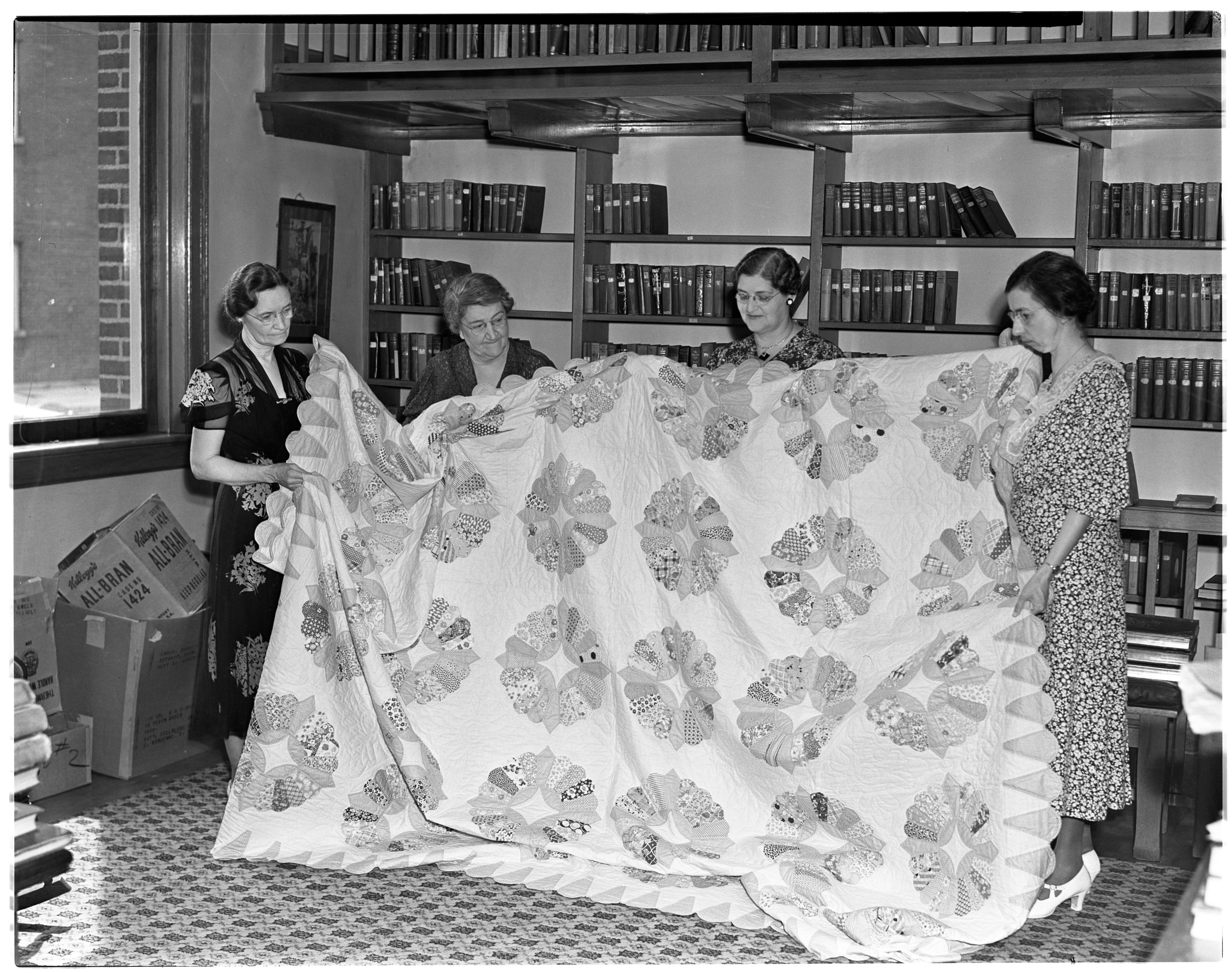 Saline Quilt for Ford image
