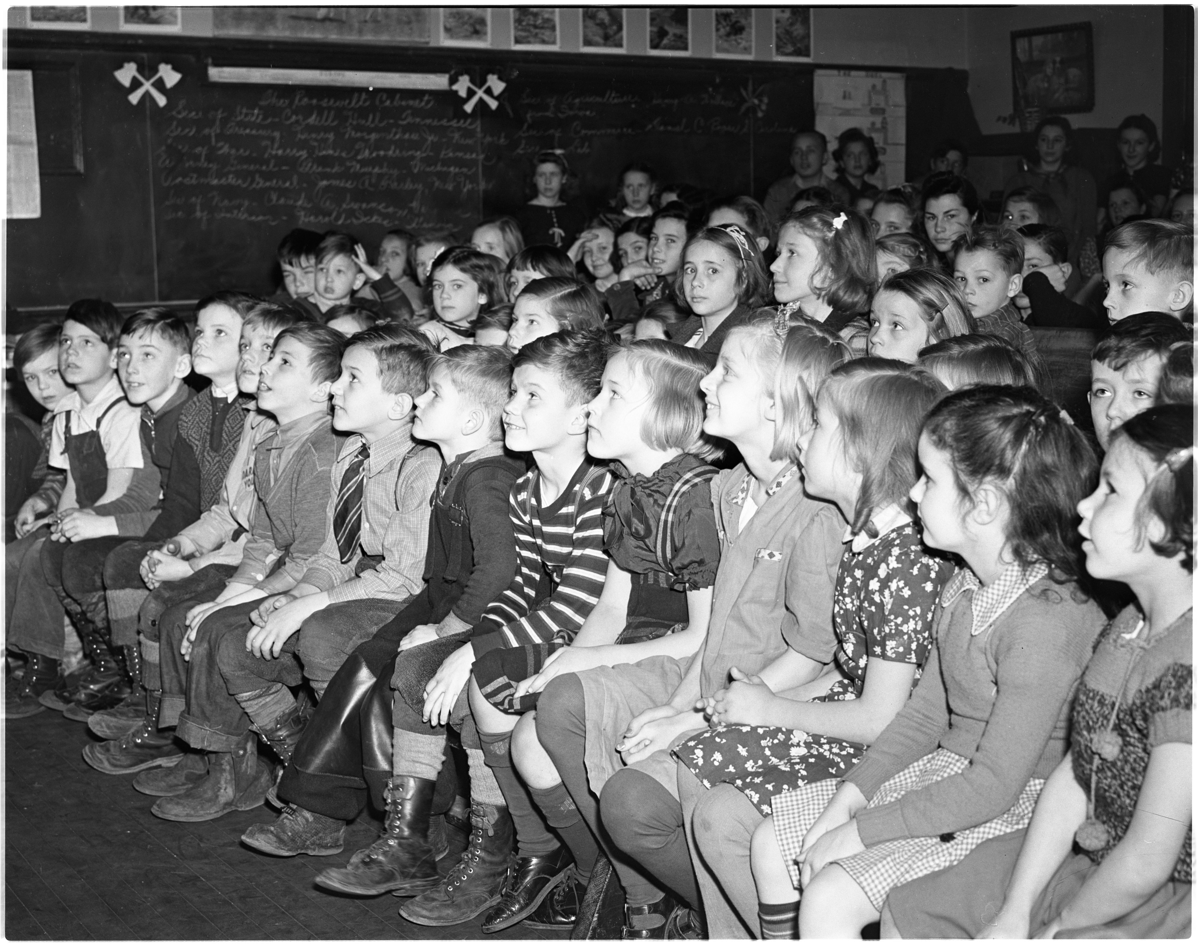 Movie Screening, Whitmore Lake School image