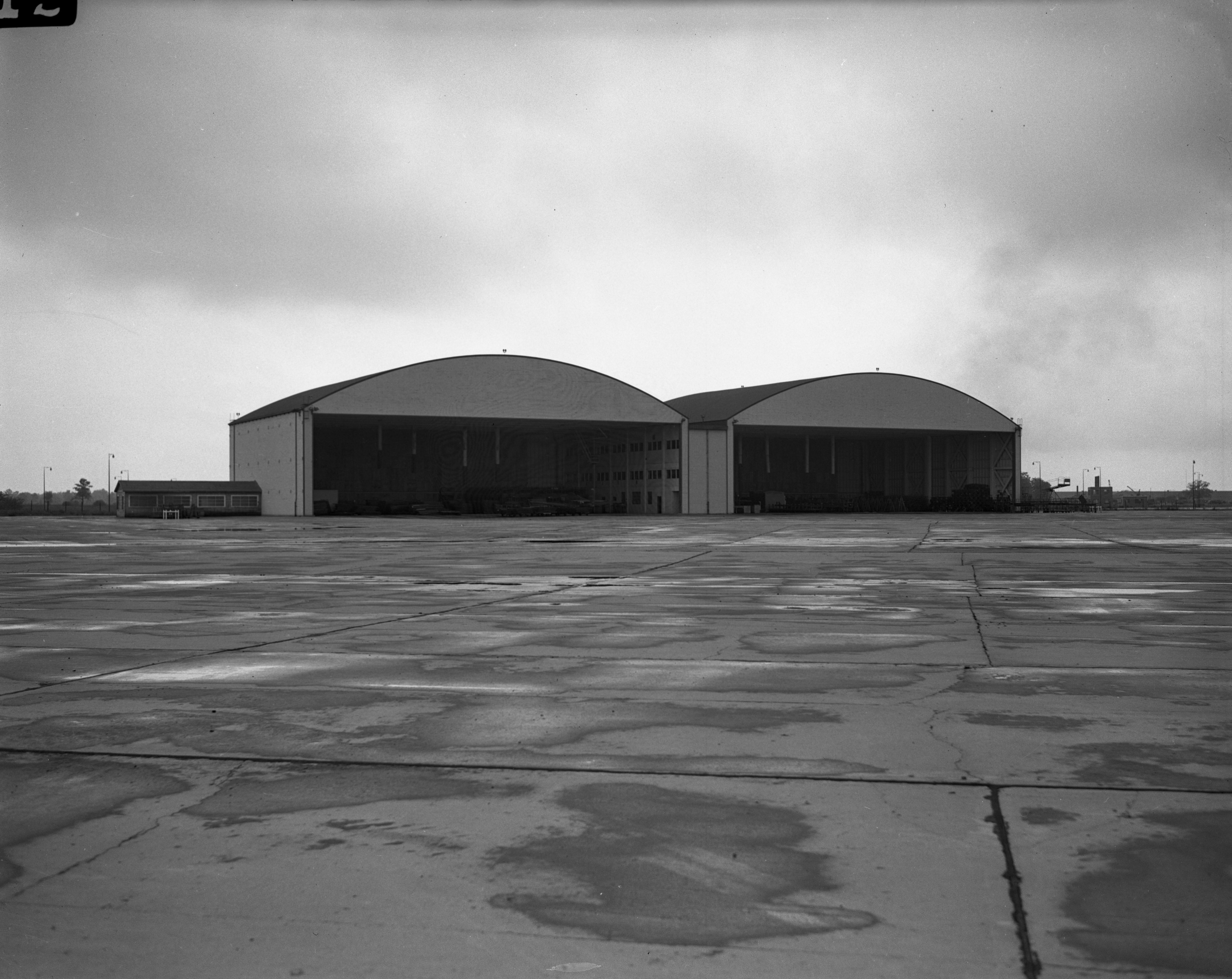 Willow Run Airport acquired By the University of Michigan, June 1946 image