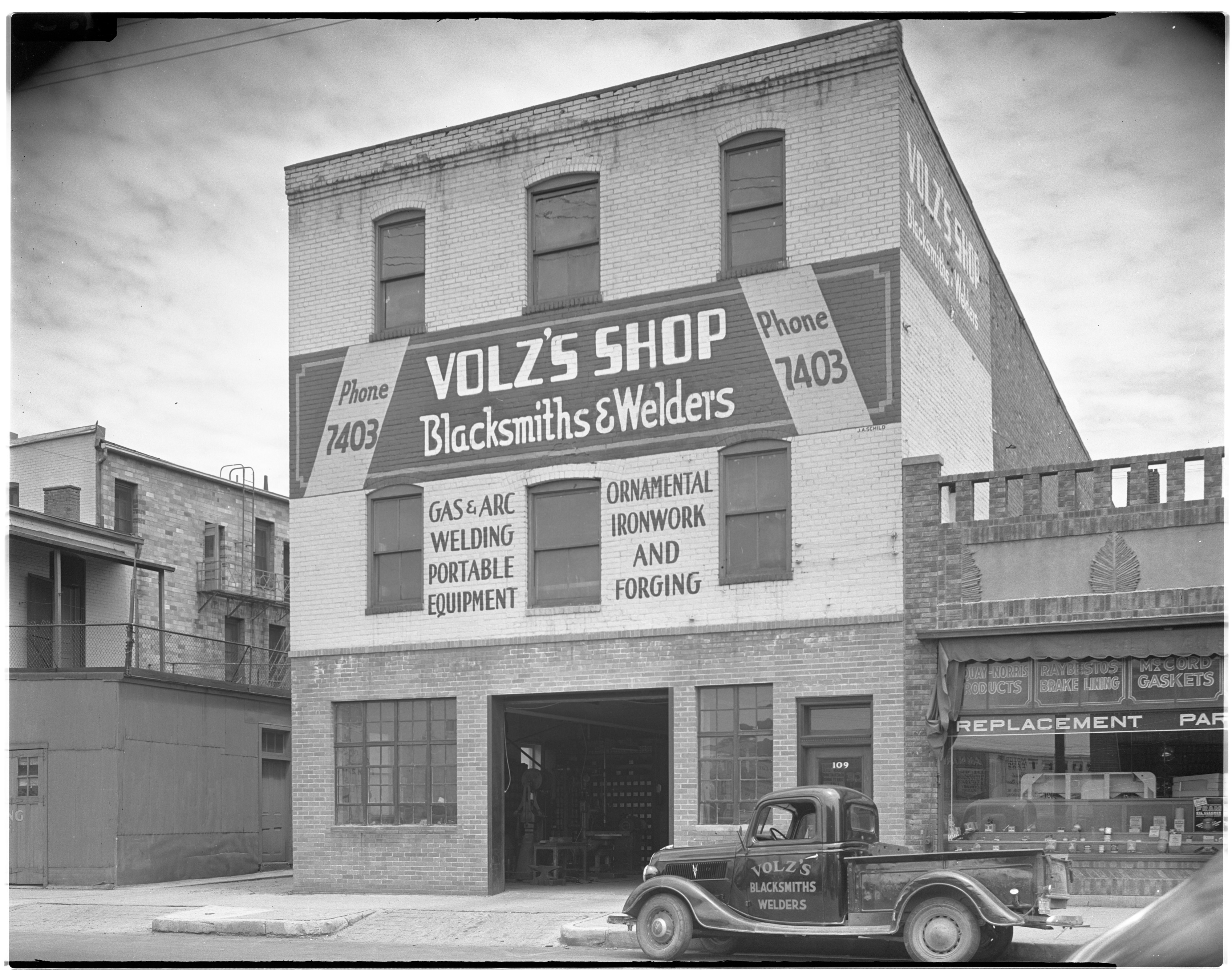 Volz's Shop, Blacksmiths & Welders image