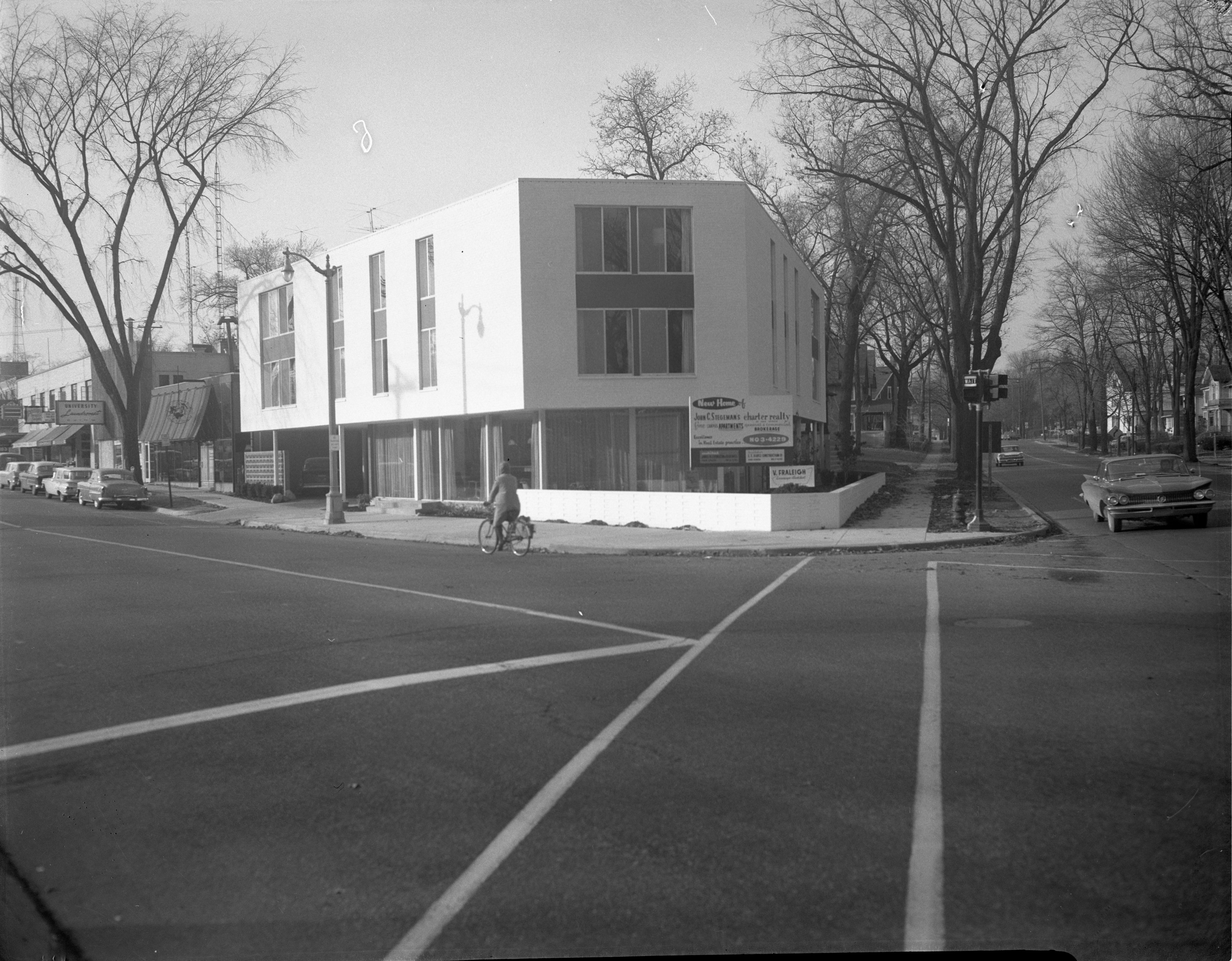 The Charter House - Exterior, December 1961 image