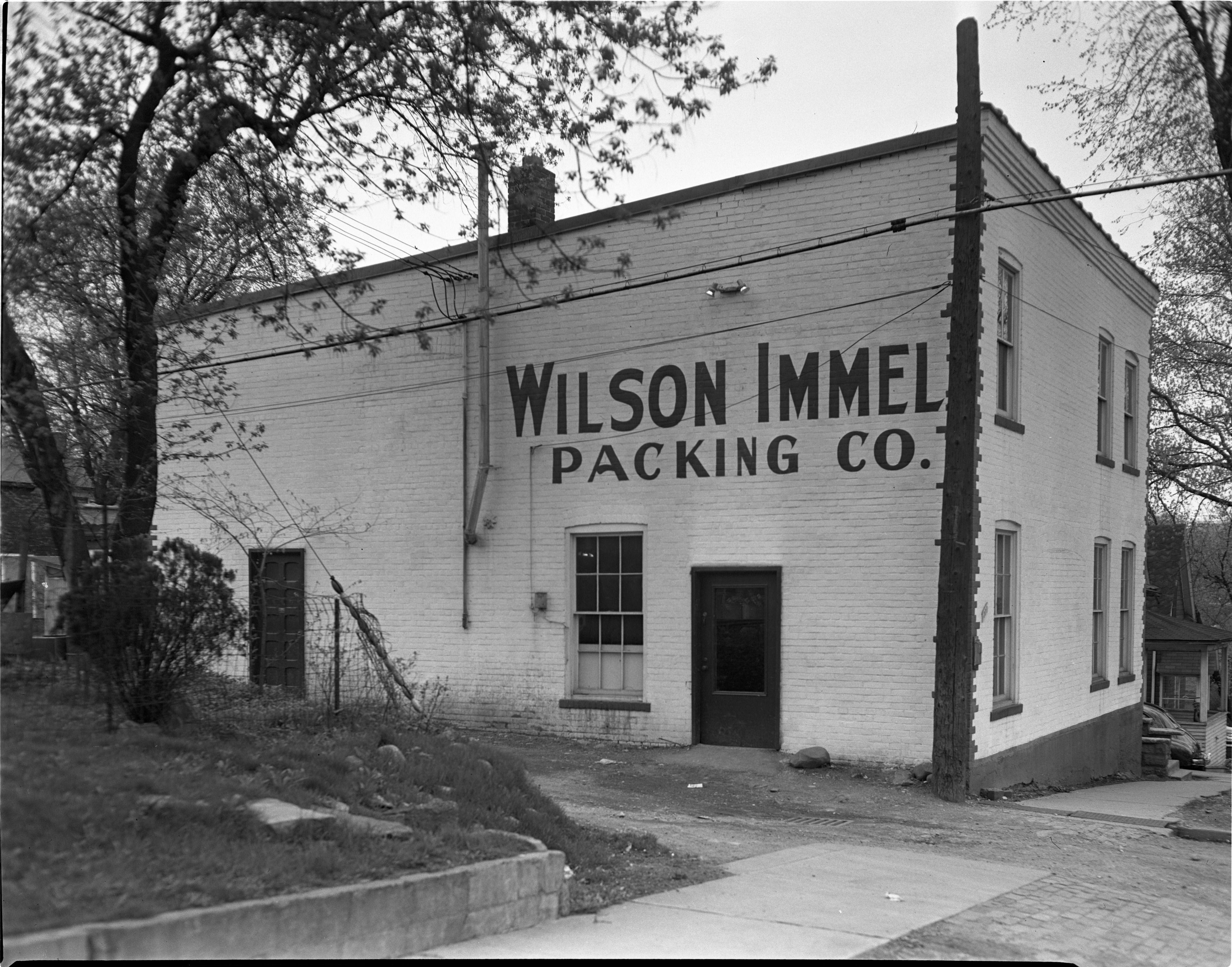 Wilson Immel Packing Co., May 1950 image