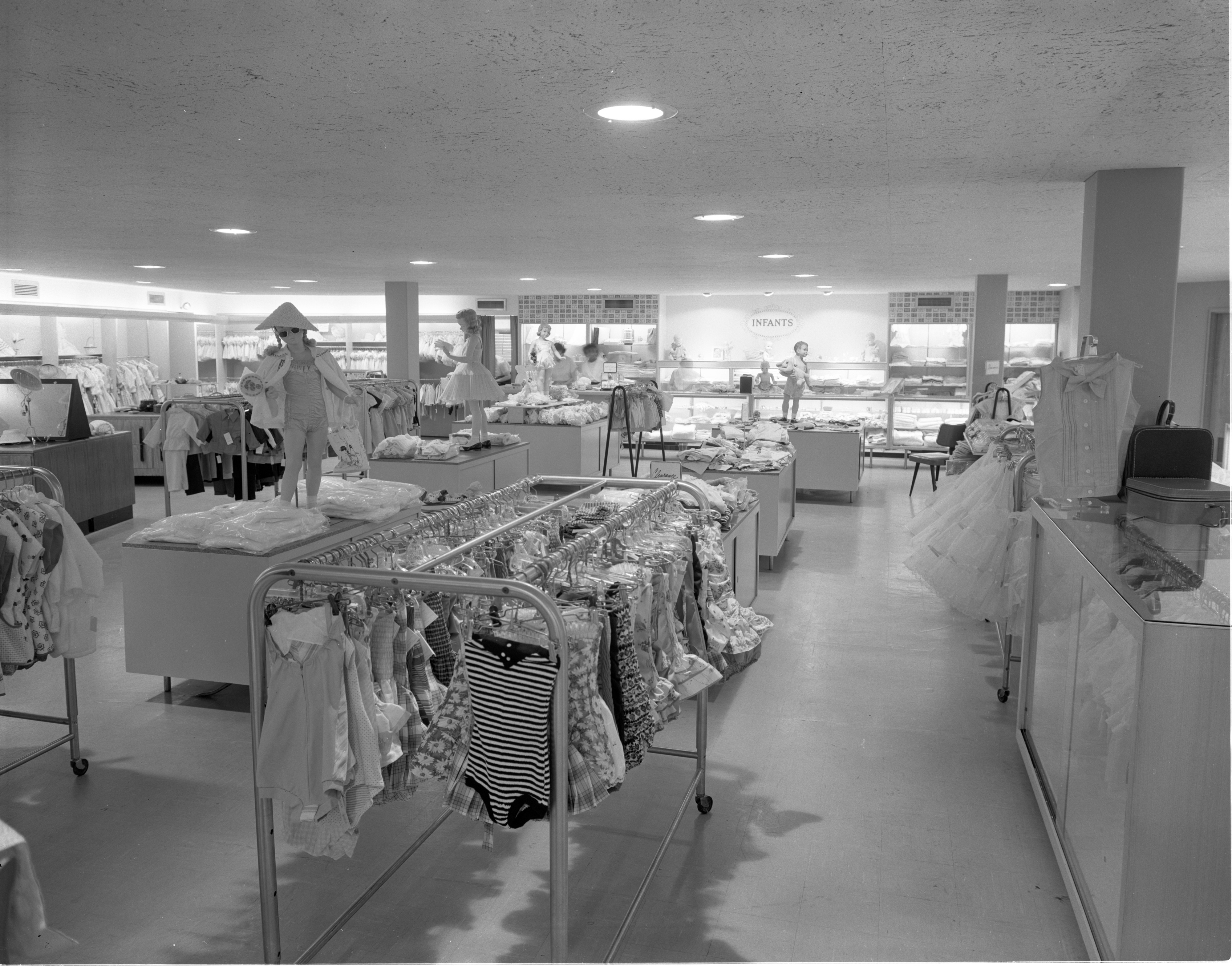 Jacobson's - Remodeled Children's Department, May 1957 image