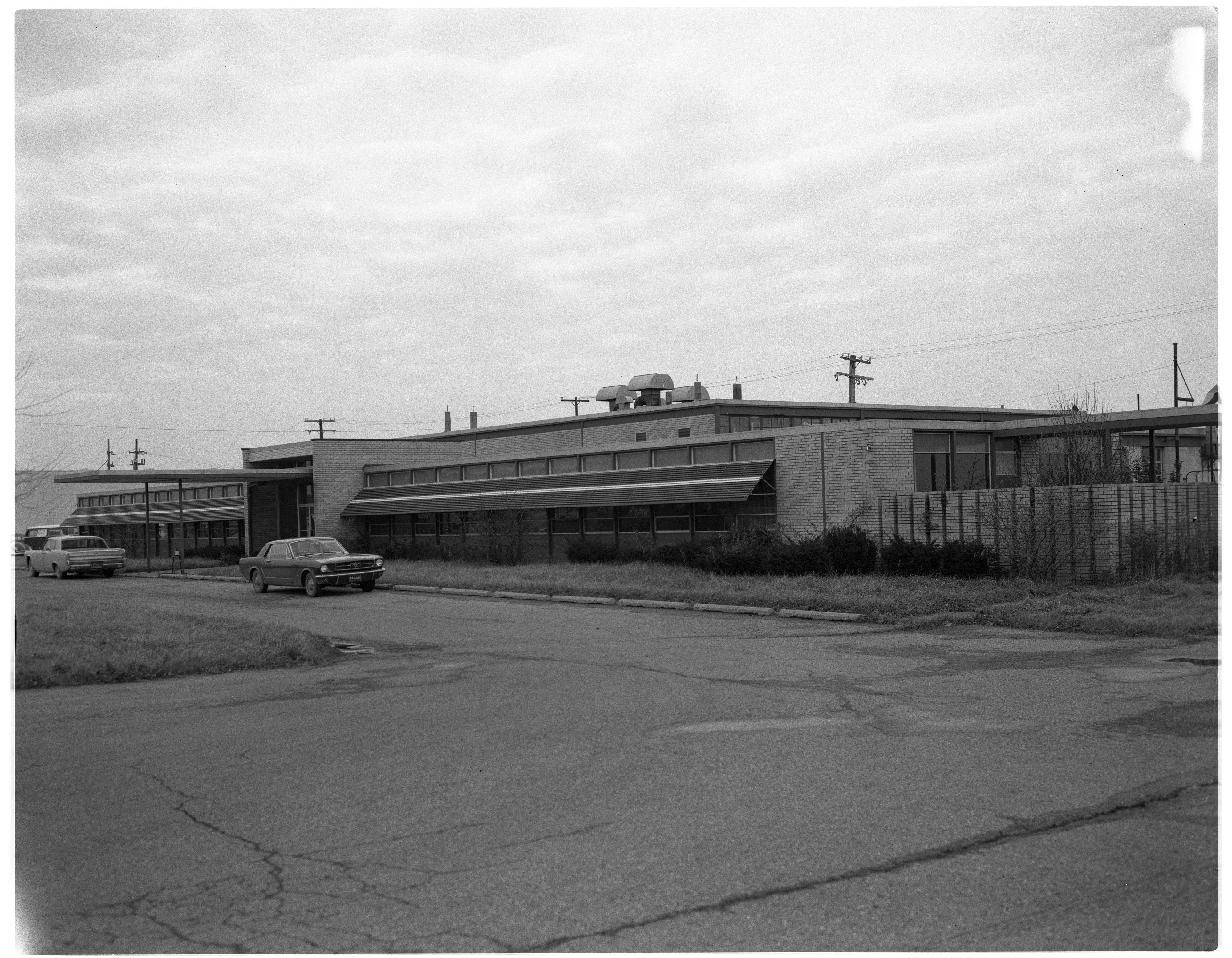 Applied Dynamics International Purchases Former Ann Arbor Press Building, December 1968 image