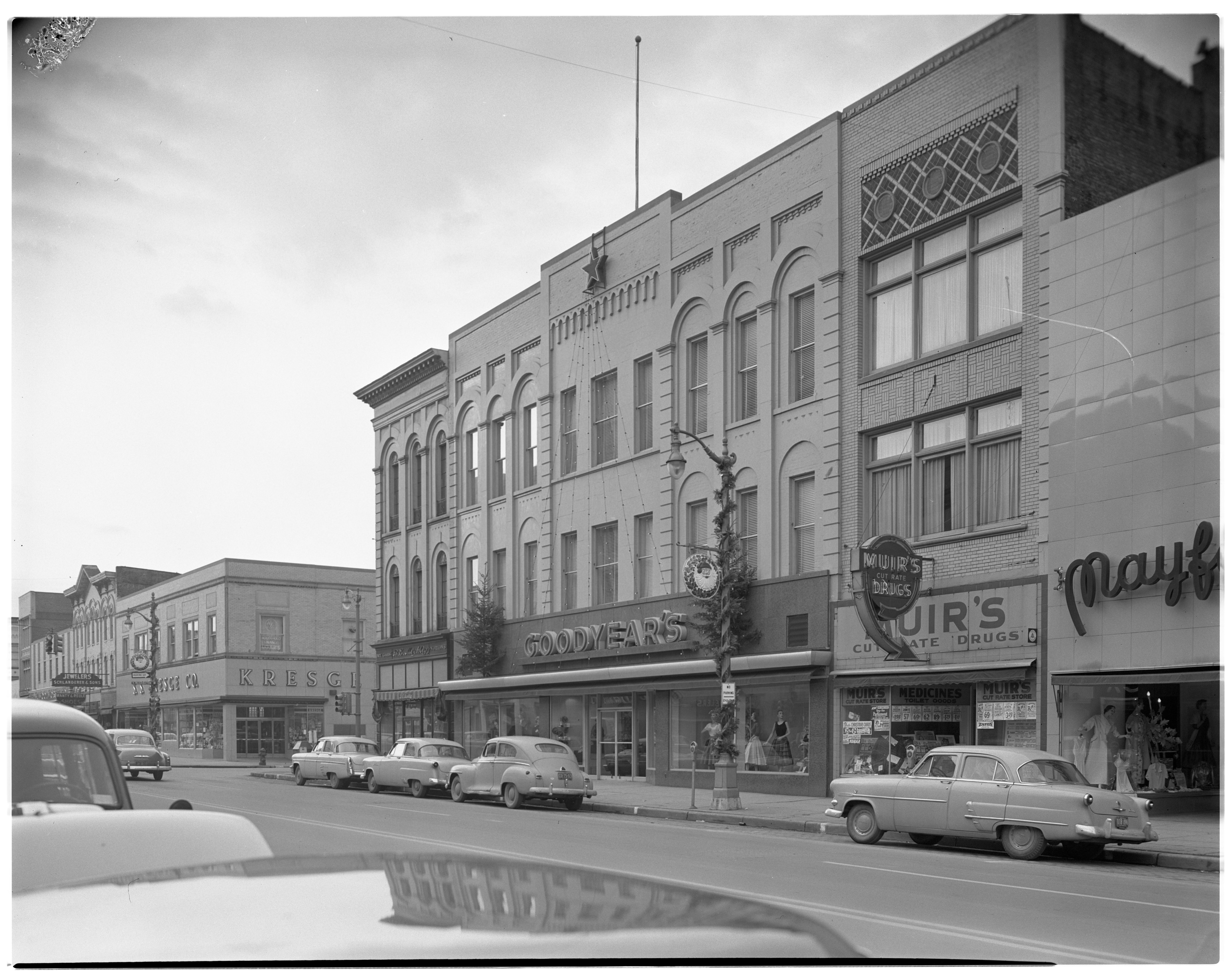Goodyear's Department Store image