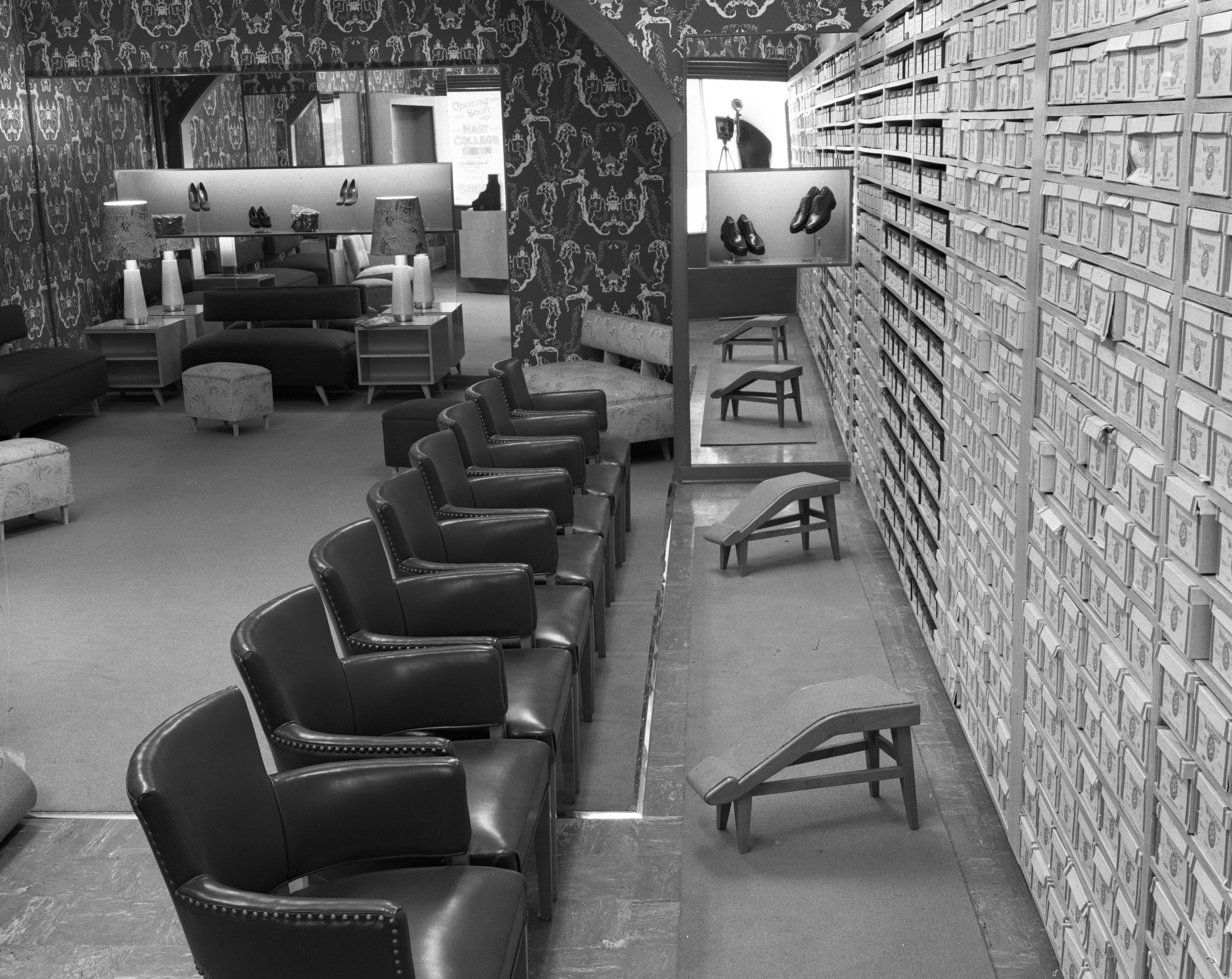 Mast Shoe Store Ann Arbor