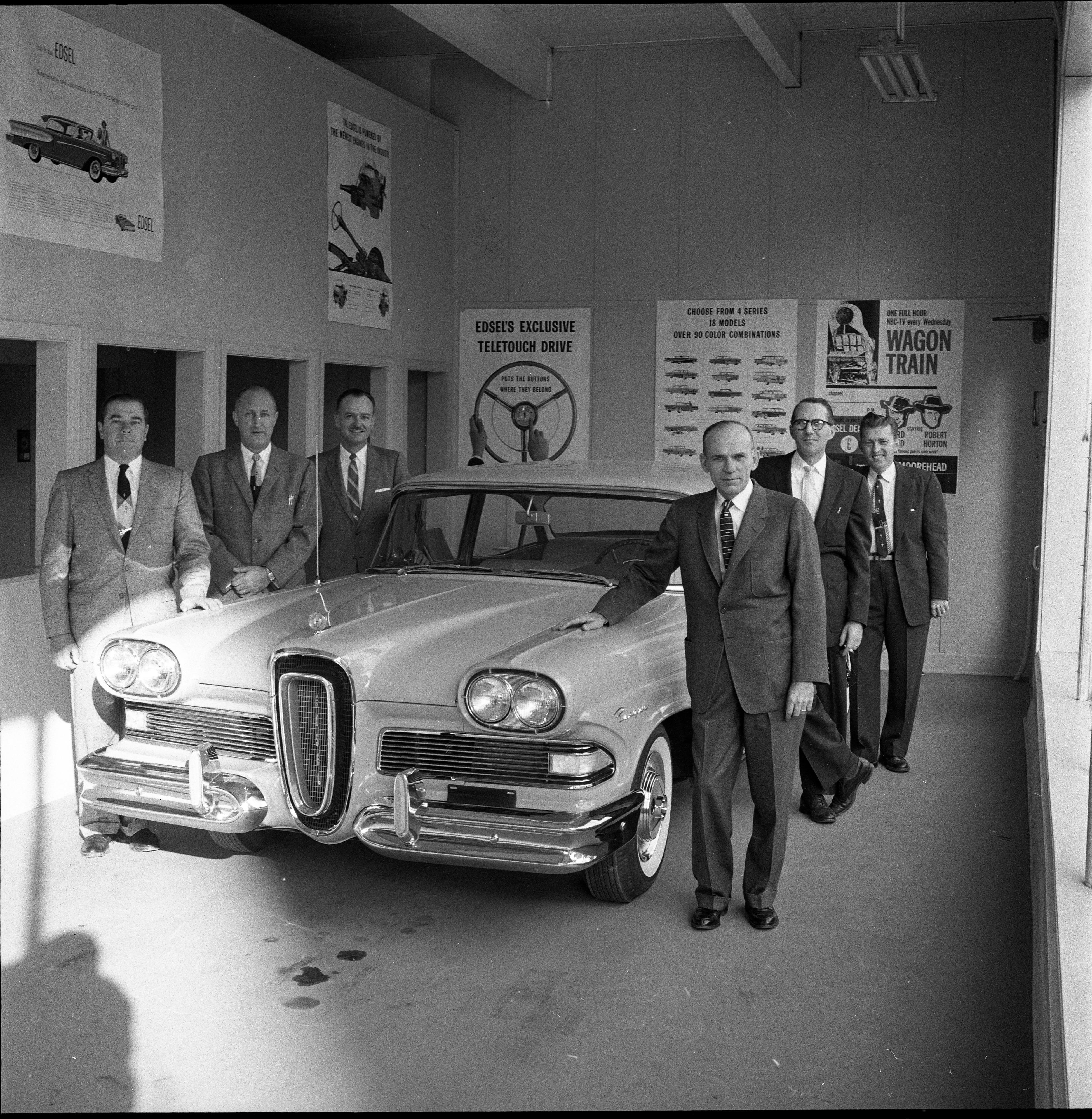 Tom Terrell Edsel Dealership