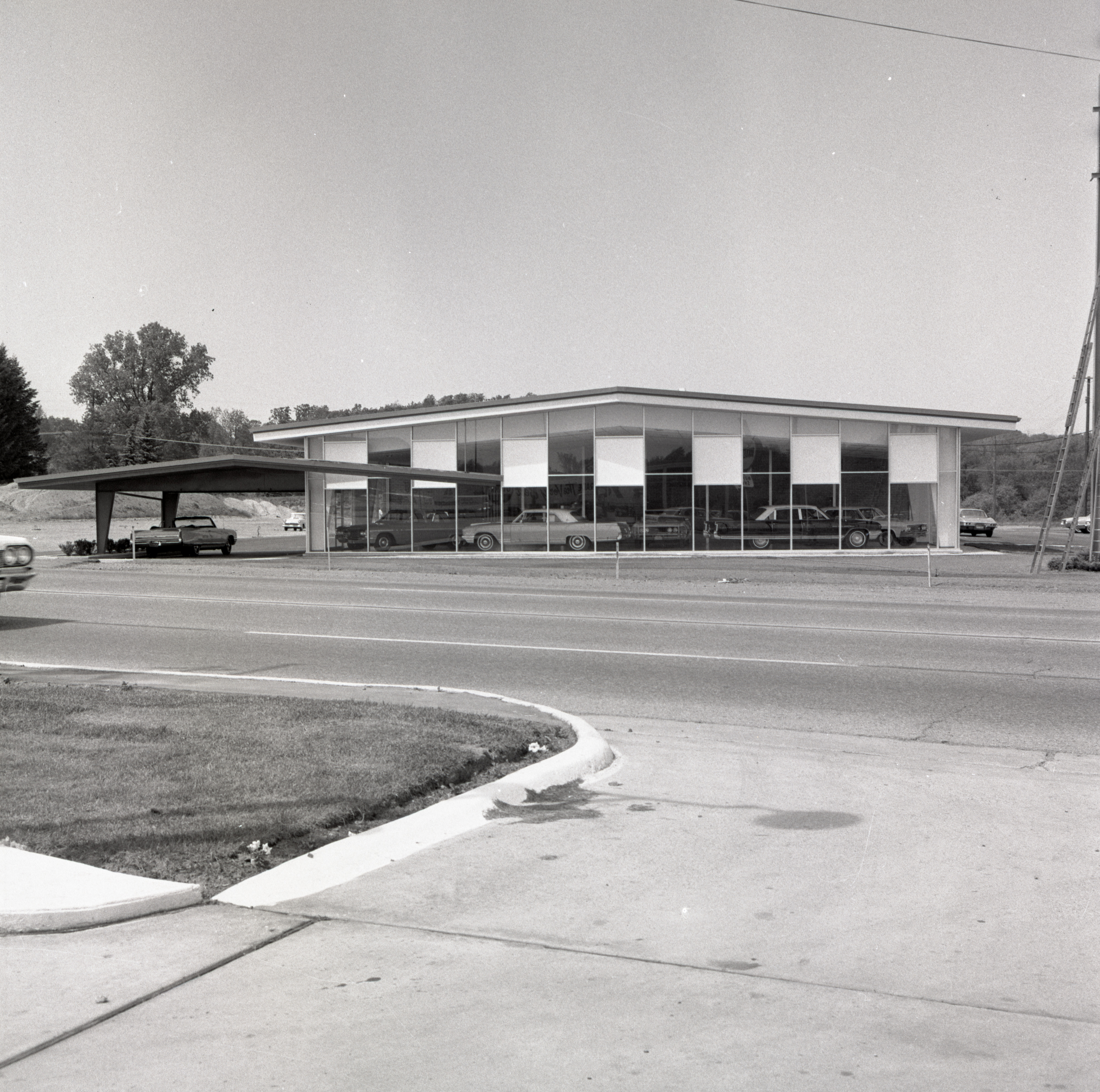 ann arbor buick - 3165 washtenaw, june 1964   ann arbor district library