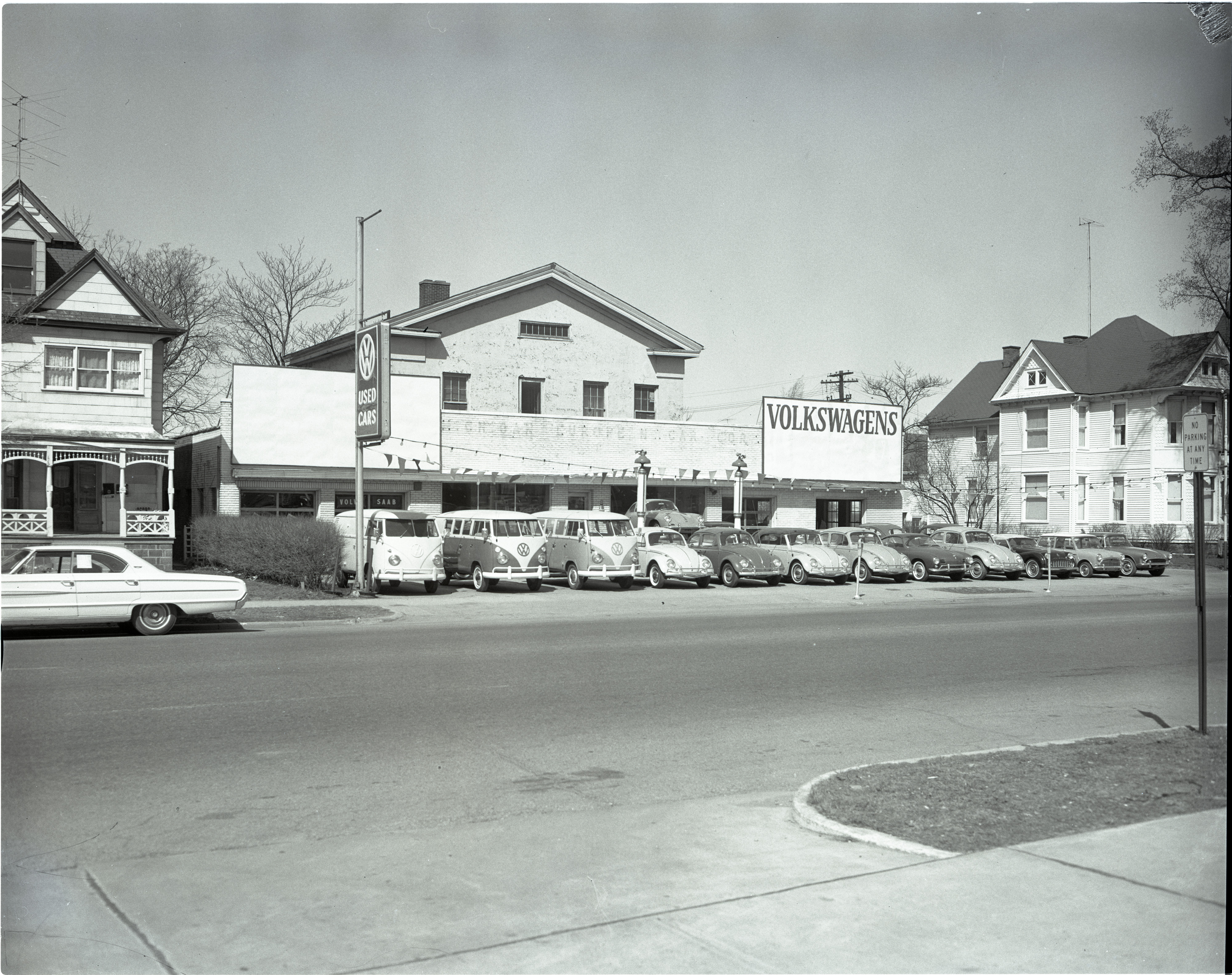 Michigan European Car Corp. - 424 S. Main Street, June 1964 image