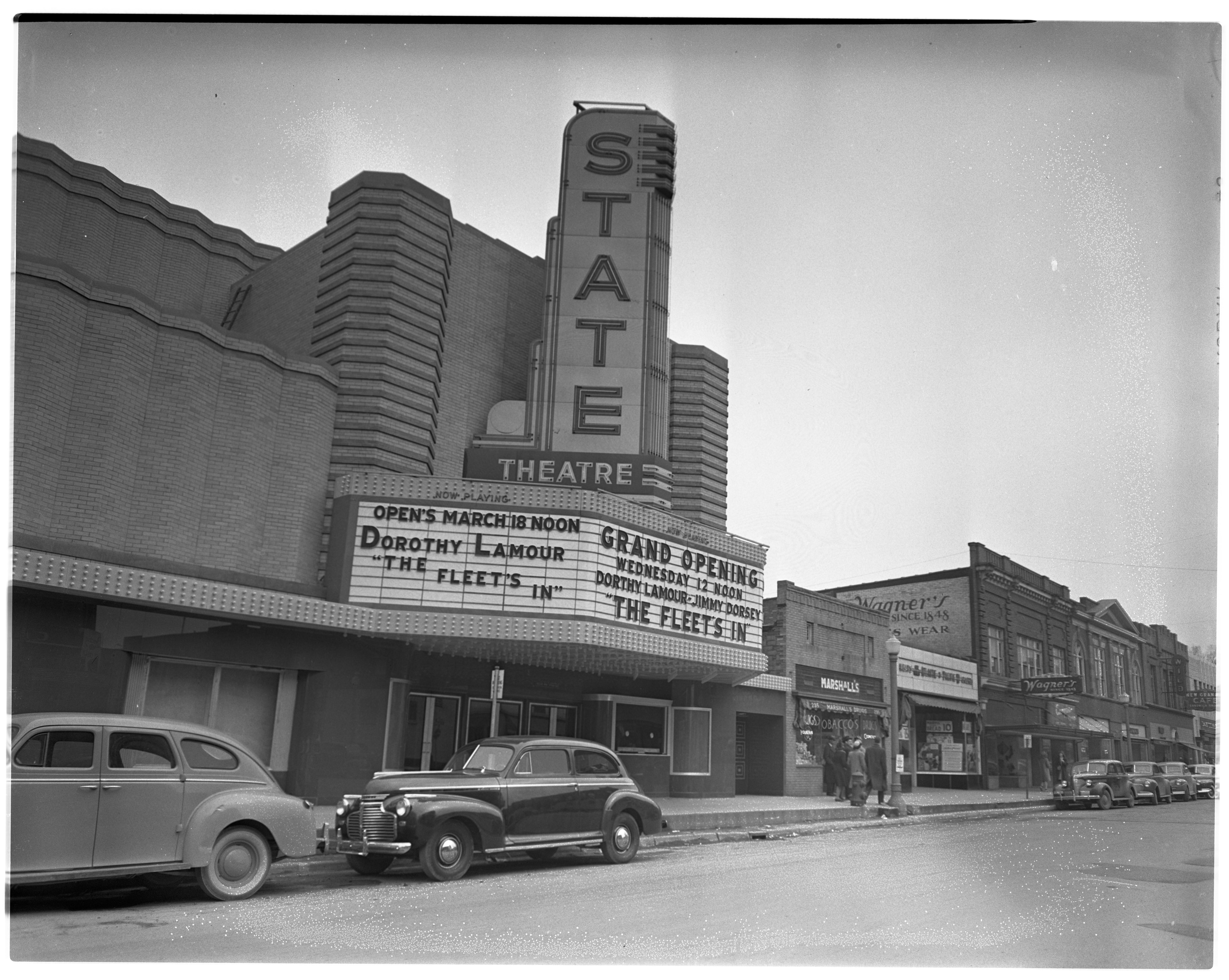 State Theatre: Grand Opening image